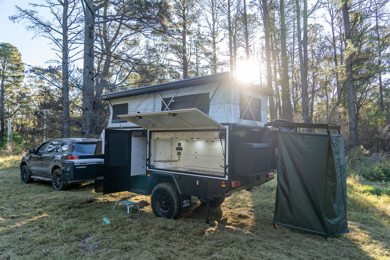4 X 4 Australia Gear Lifestyle Reconn 2 Camper 16