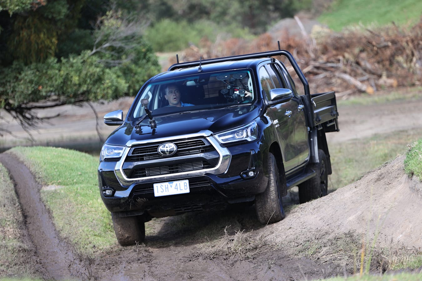 News 2021 Toyota Hilux SR 5 VFACTS May 2021