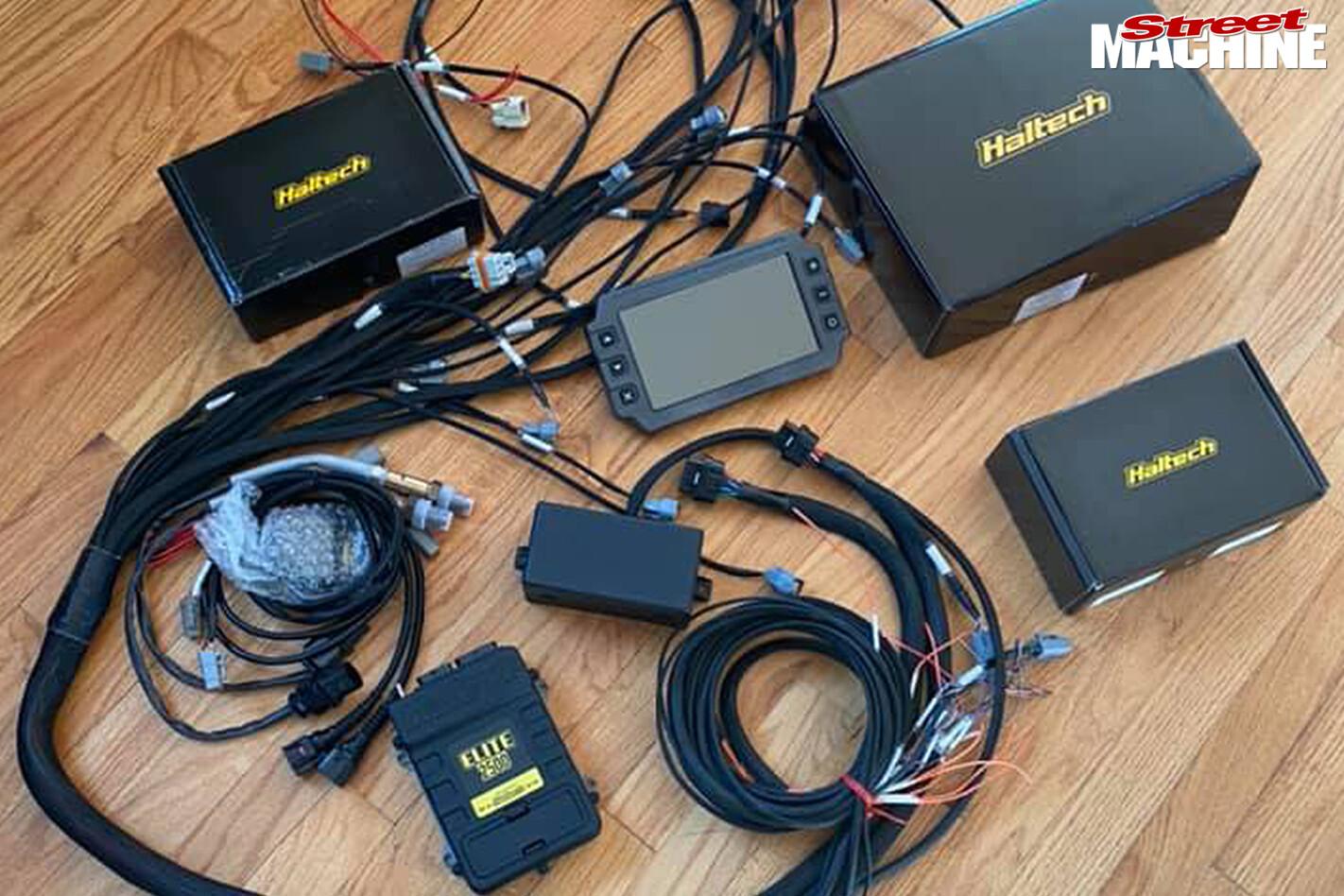 Street Machine TV Haltech