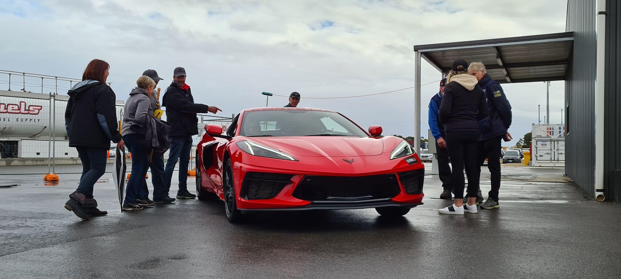 Street Machine Events Corvette C 8 6