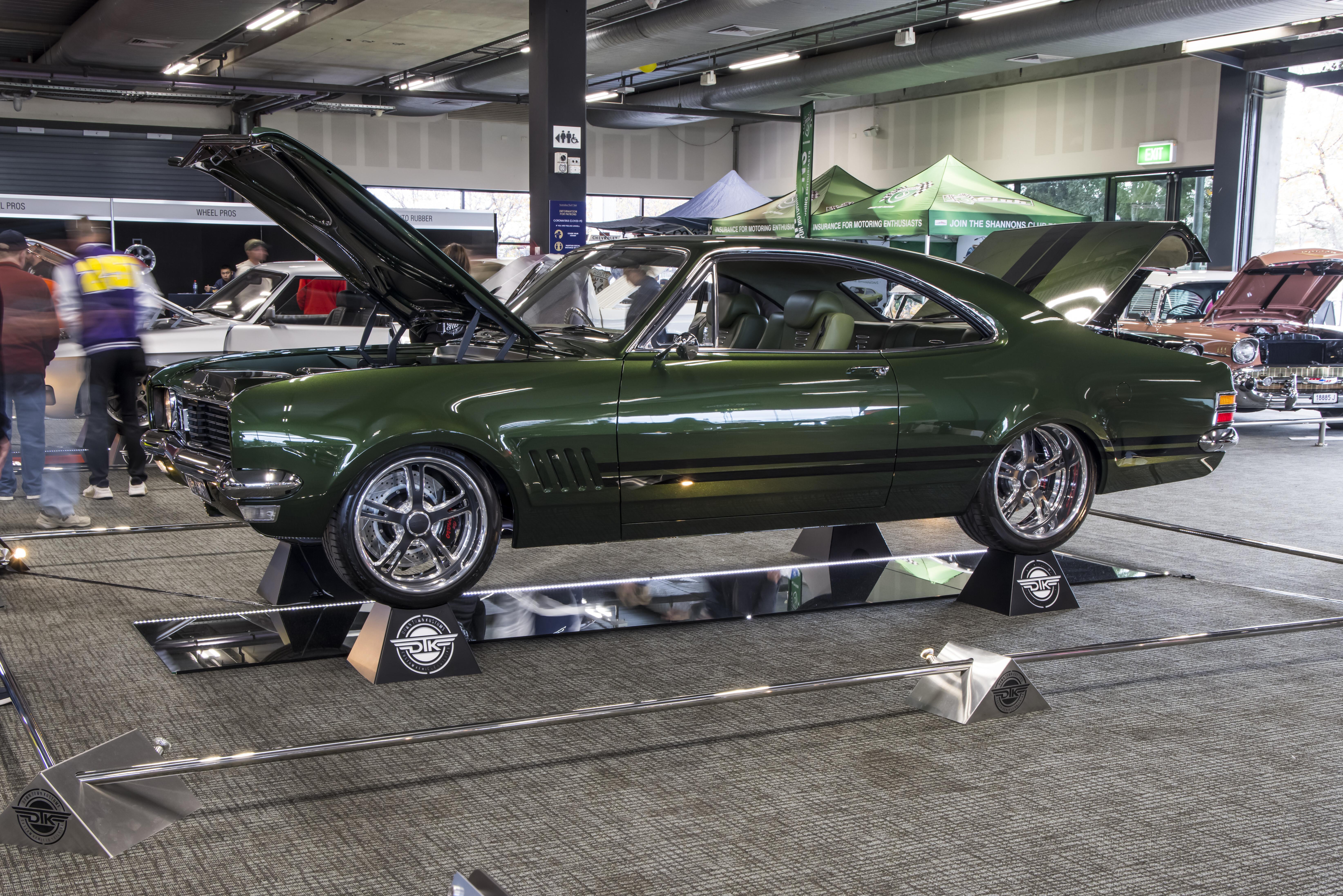 Street Machine Events Hotrod Custom Auto Expo 007