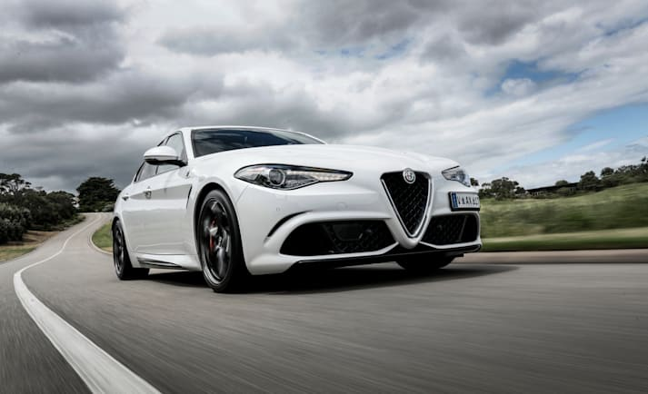 2021 Alfa Romeo Giulia Q review