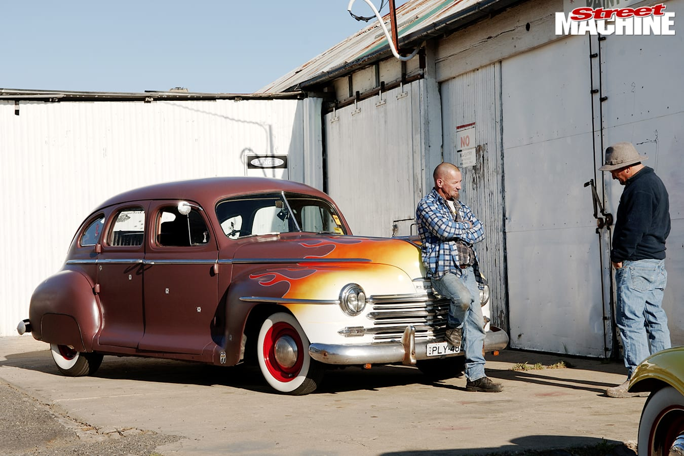 Street Machine Features Townsend Family Hot Rods 4