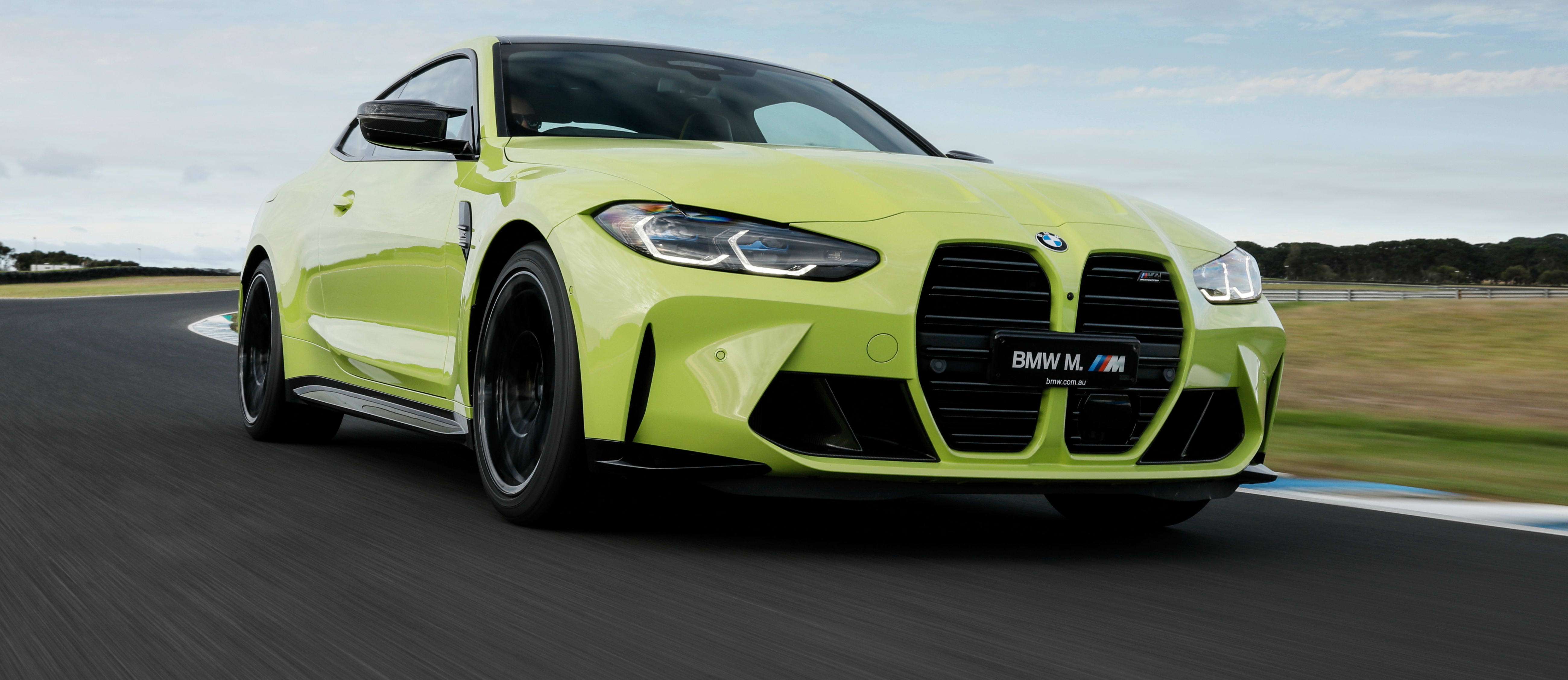 2021 BMW M4 Competition review