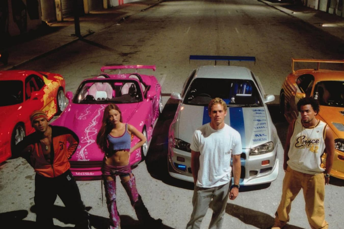 Street Machine Features 2 Fast 2 Furious 6