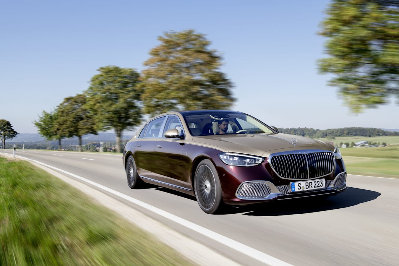 2022 Mercedes Maybach S 680 1
