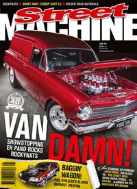 Subscribe to Street Machine magazine