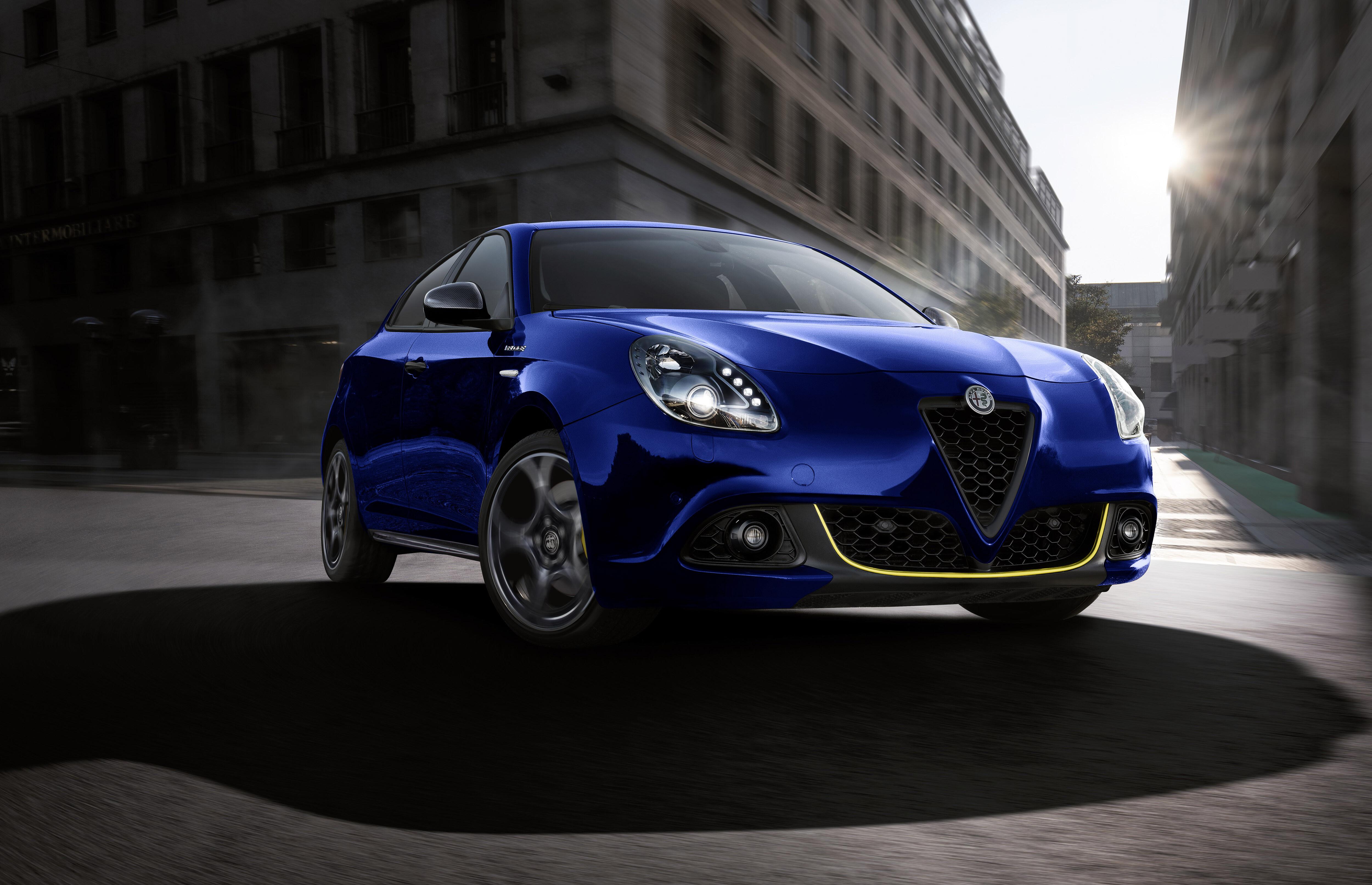 2021 Alfa Romeo Giulietta Edizione Finale