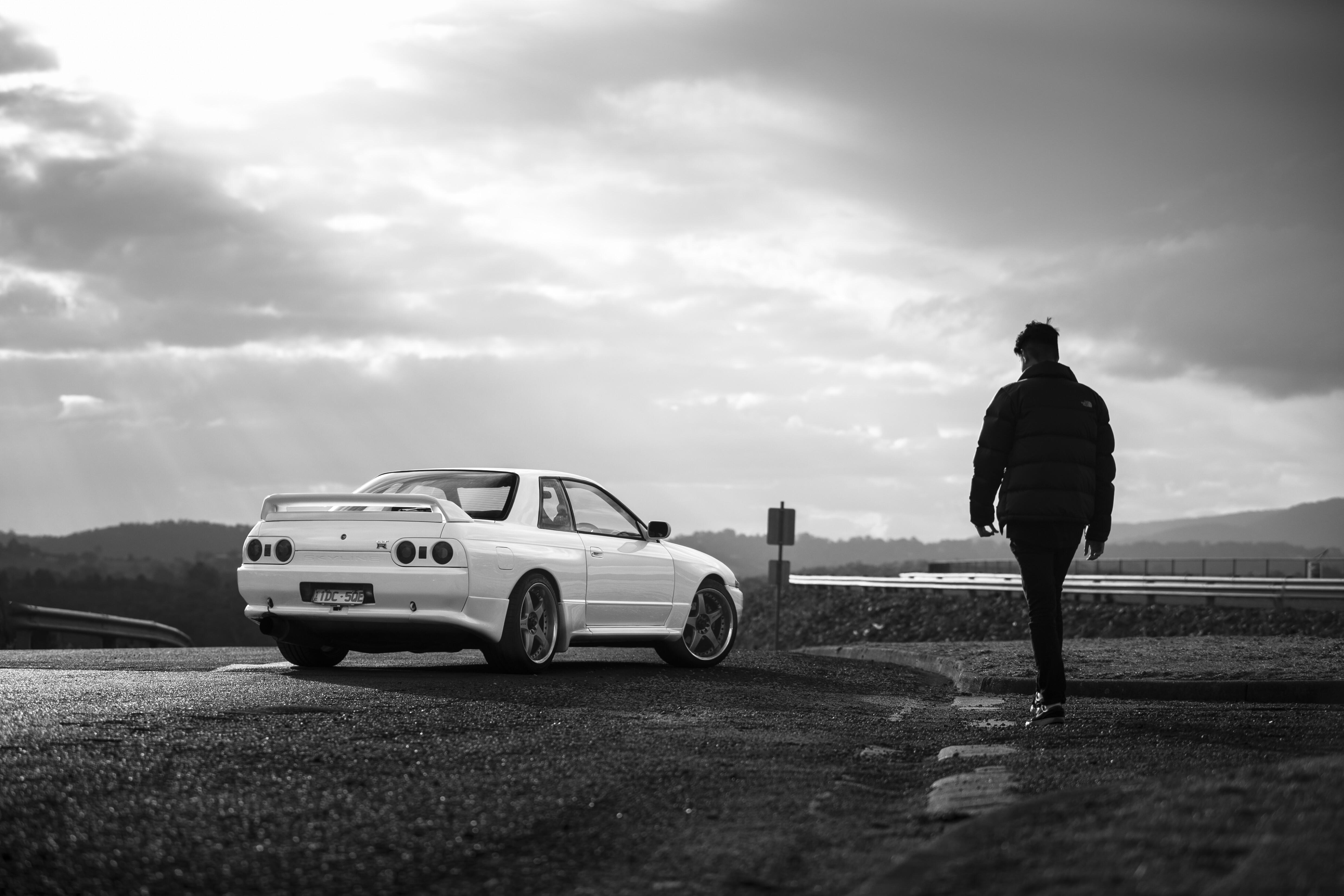 Nissan R32 GT-R Alex Affat