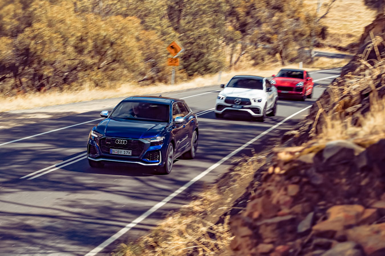 Motor Reviews 2021 Porsche Cayenne GTS Coupe Audi RS Q 8 AMG GLE 63 S Group