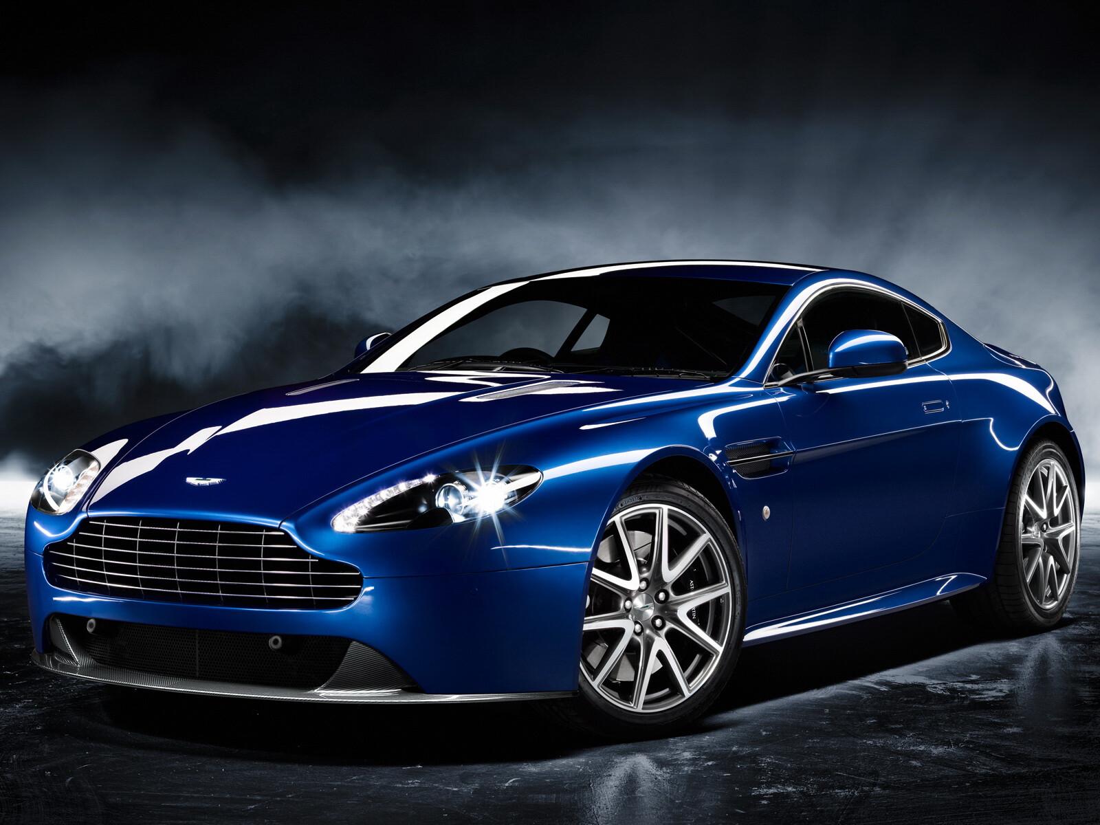 Aston Martin V8 Vantage buyer's guide