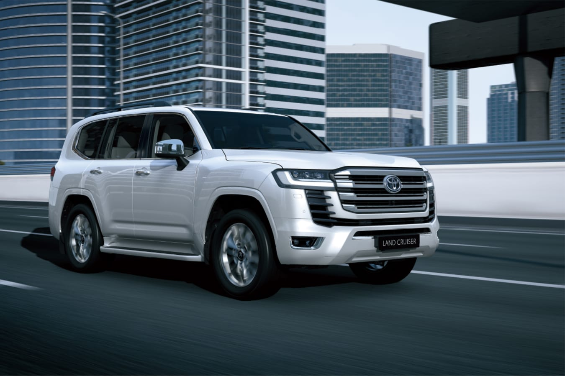 News 2022 Toyota Land Cruiser 300 Series 18
