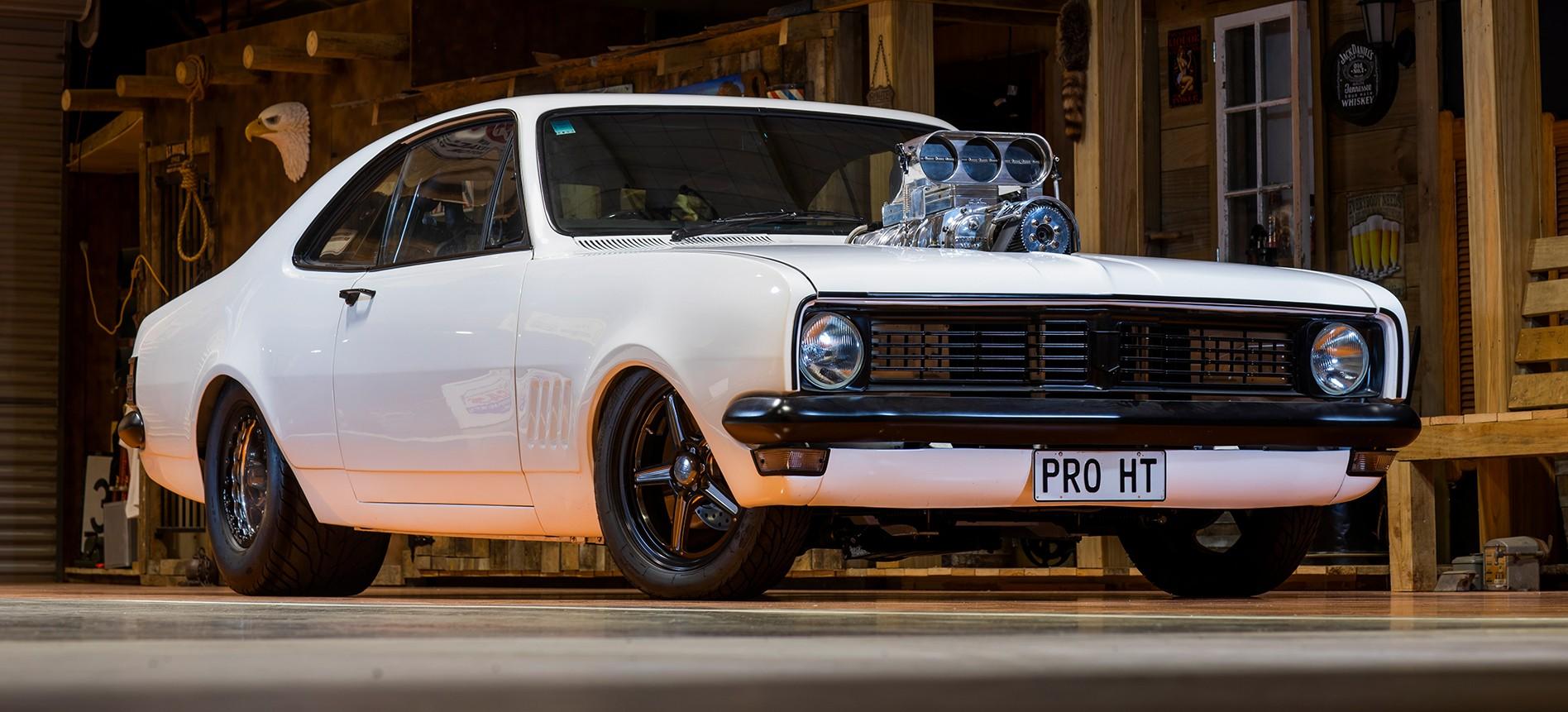 Holden HT Monaro
