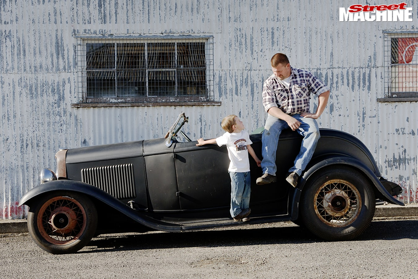 Street Machine Features Townsend Family Hot Rods 5