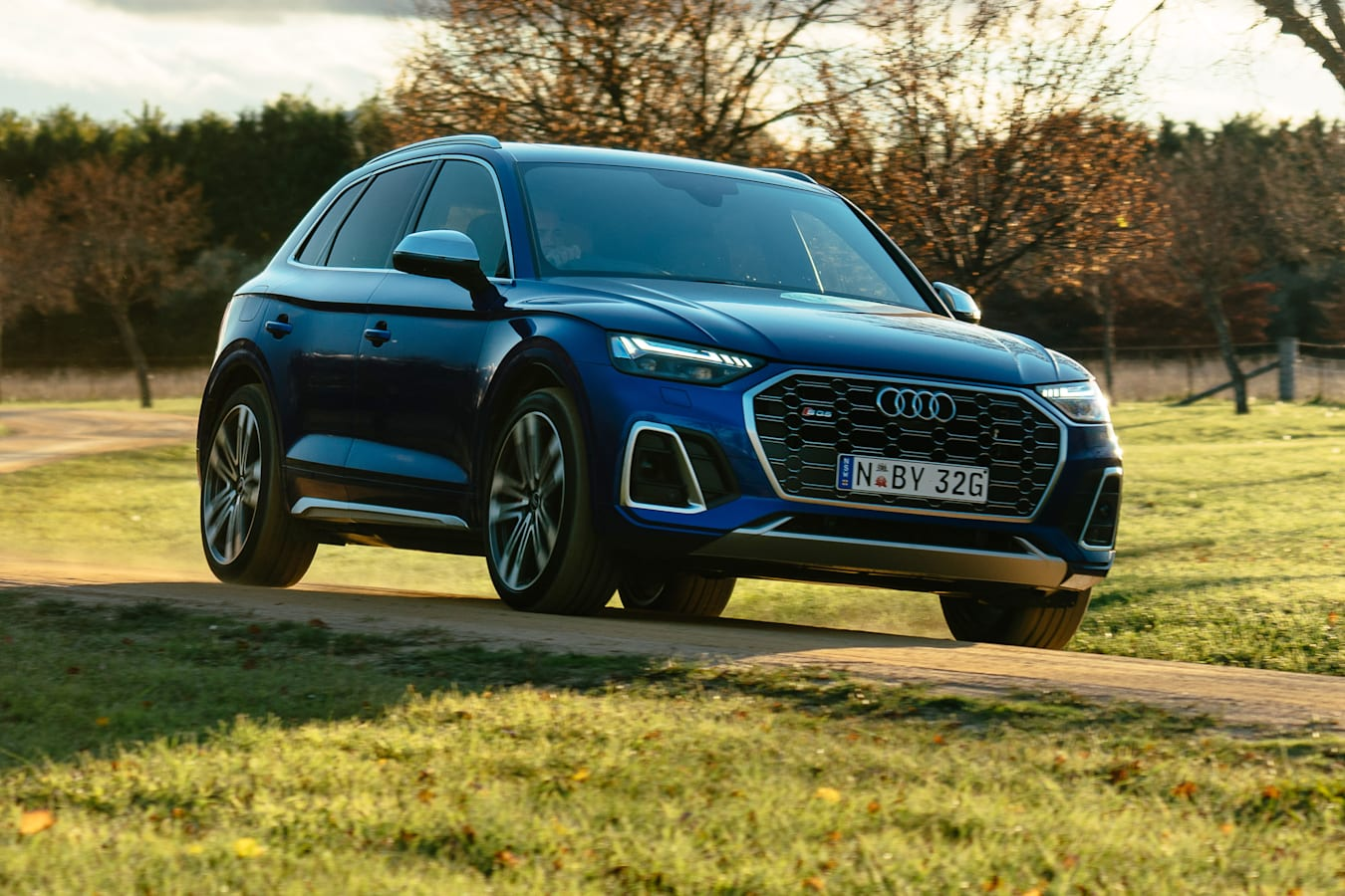 Wheels Reviews 2021 Audi Sq 5 Review Australian Launch 54