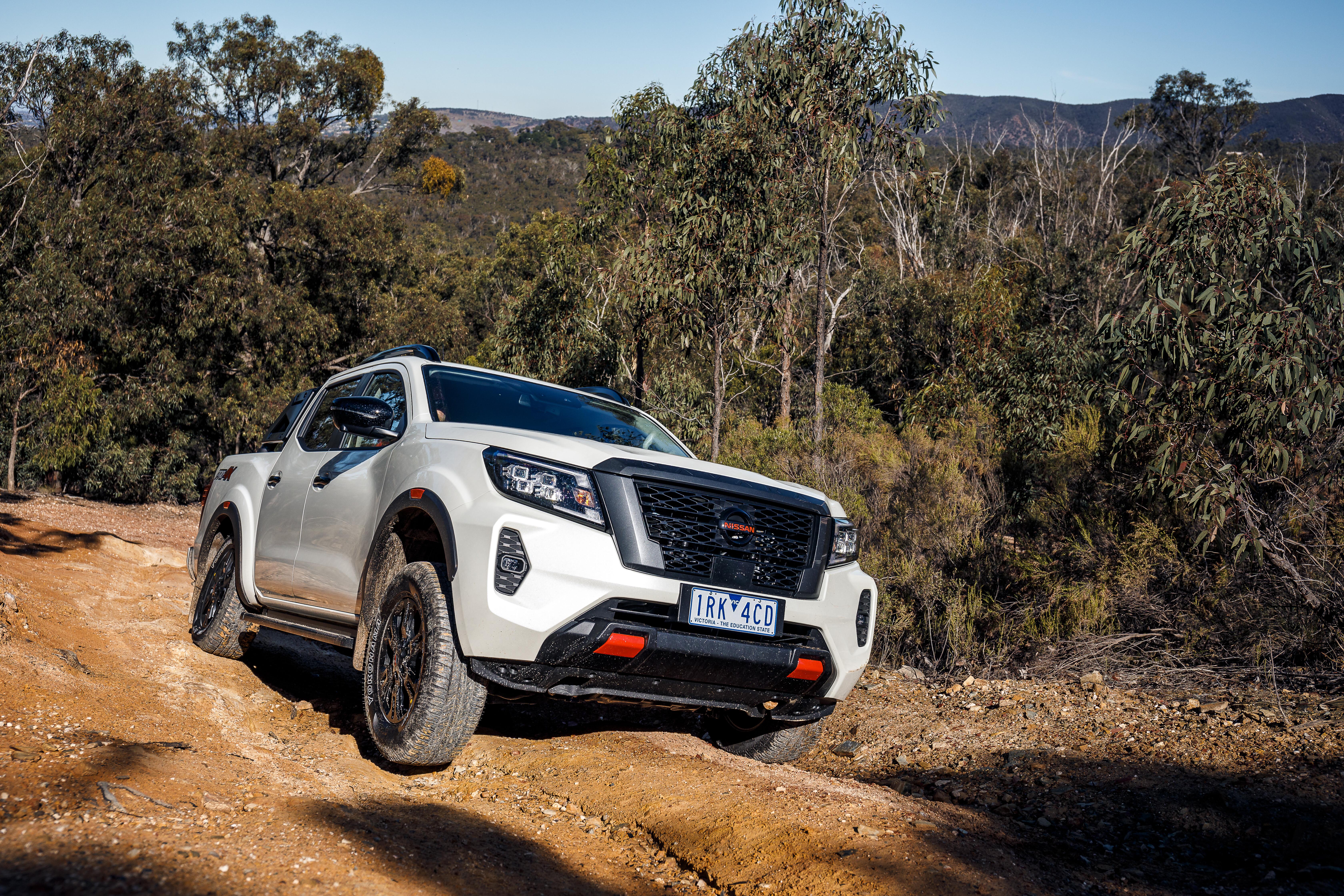 4 X 4 Australia Reviews 2021 May 2021 Nissan Navara PRO 4 X 2