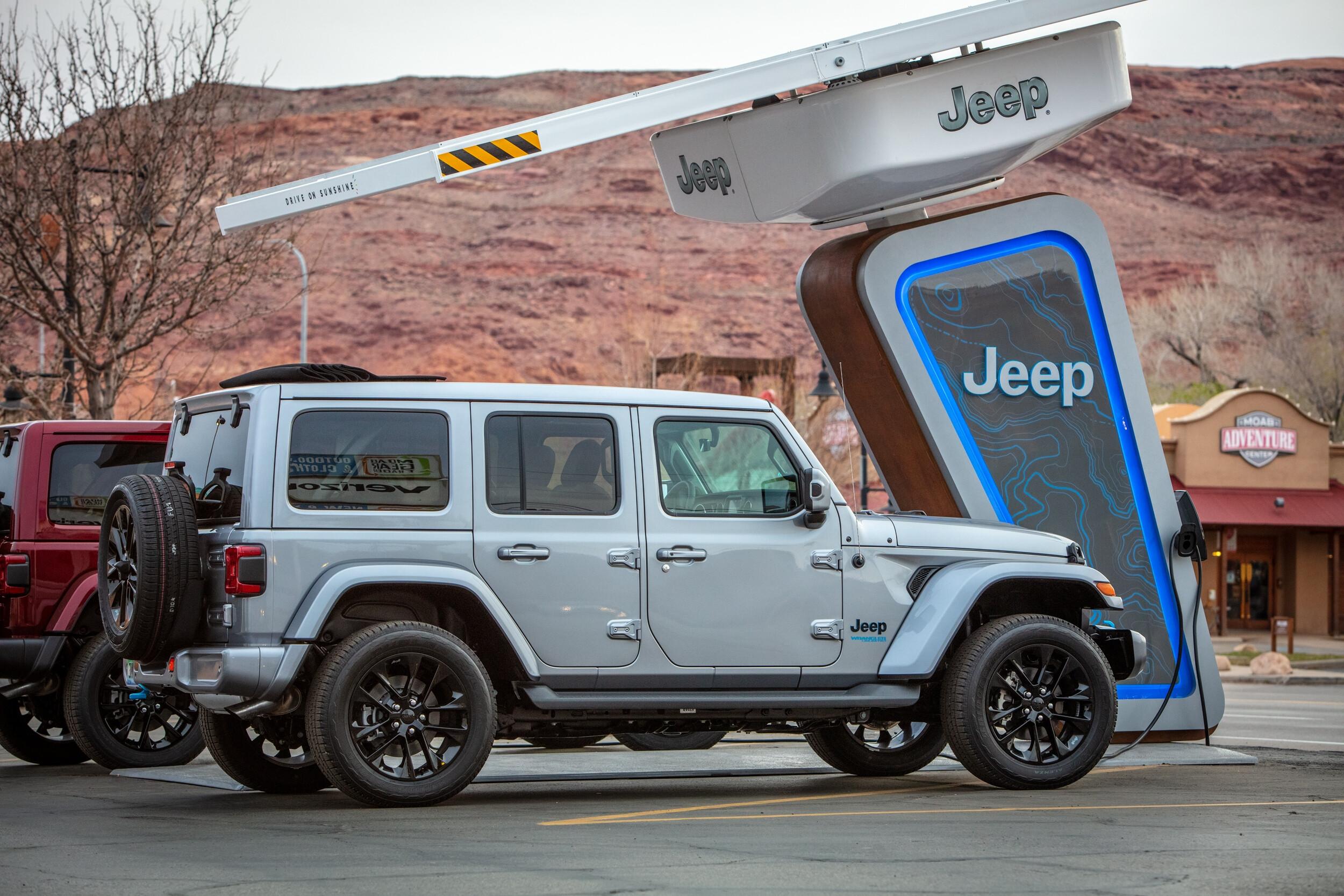 News Jeep Wrangler 4 Xe PHEV 2