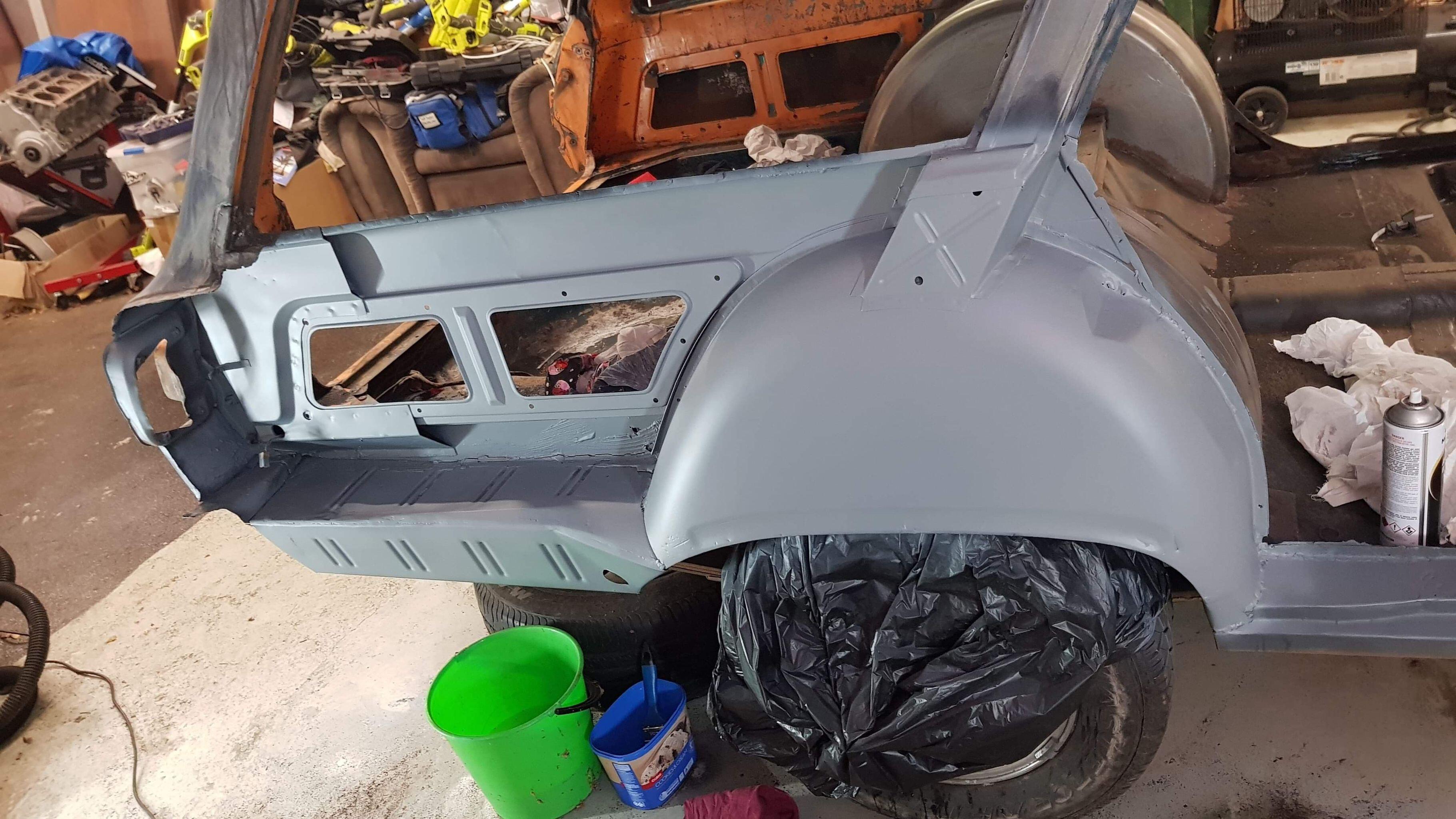 Street Machine TV Carnage Lockdown Wagon