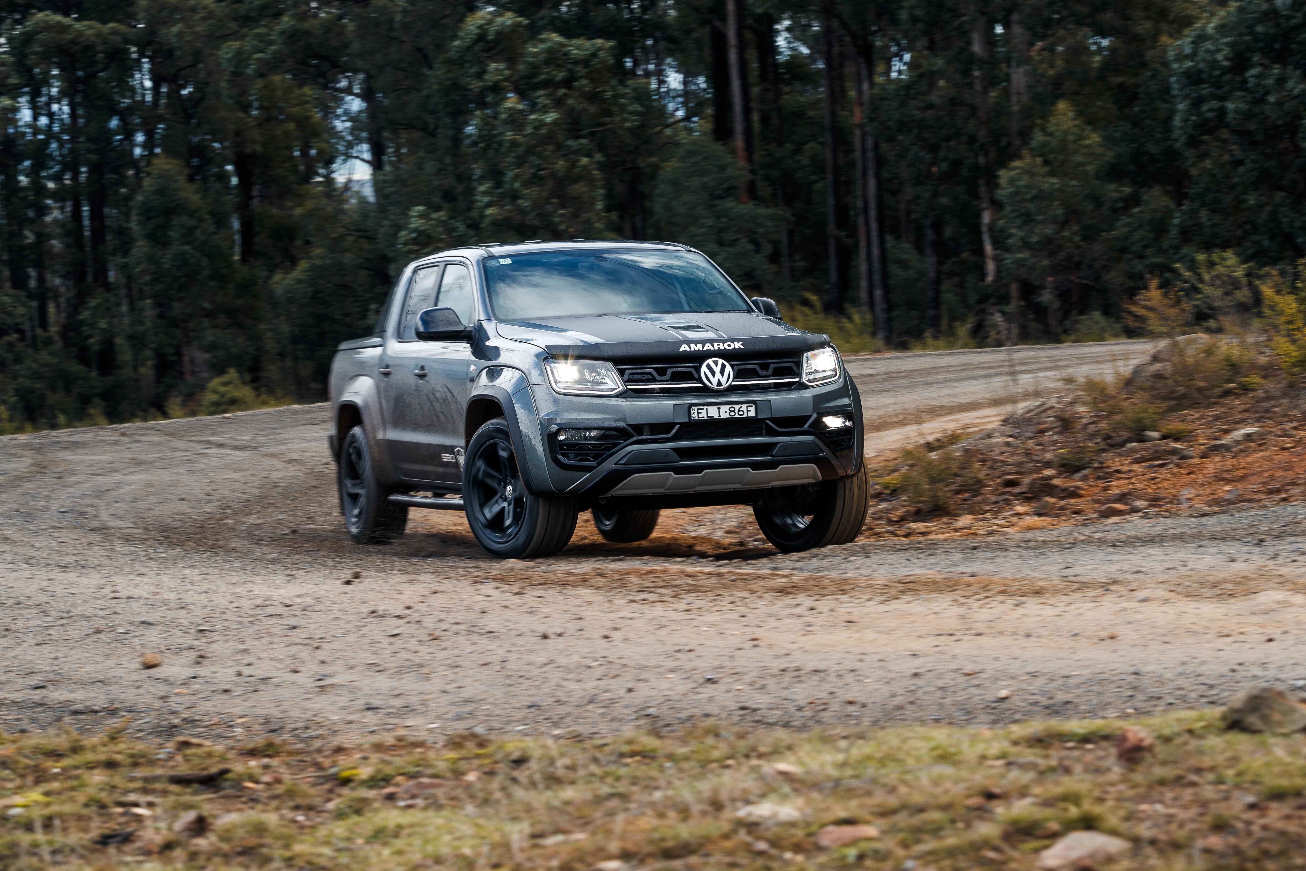 4 X 4 Australia Reviews 2021 July 2021 2021 Volkswagen Amarok W 580 S 21