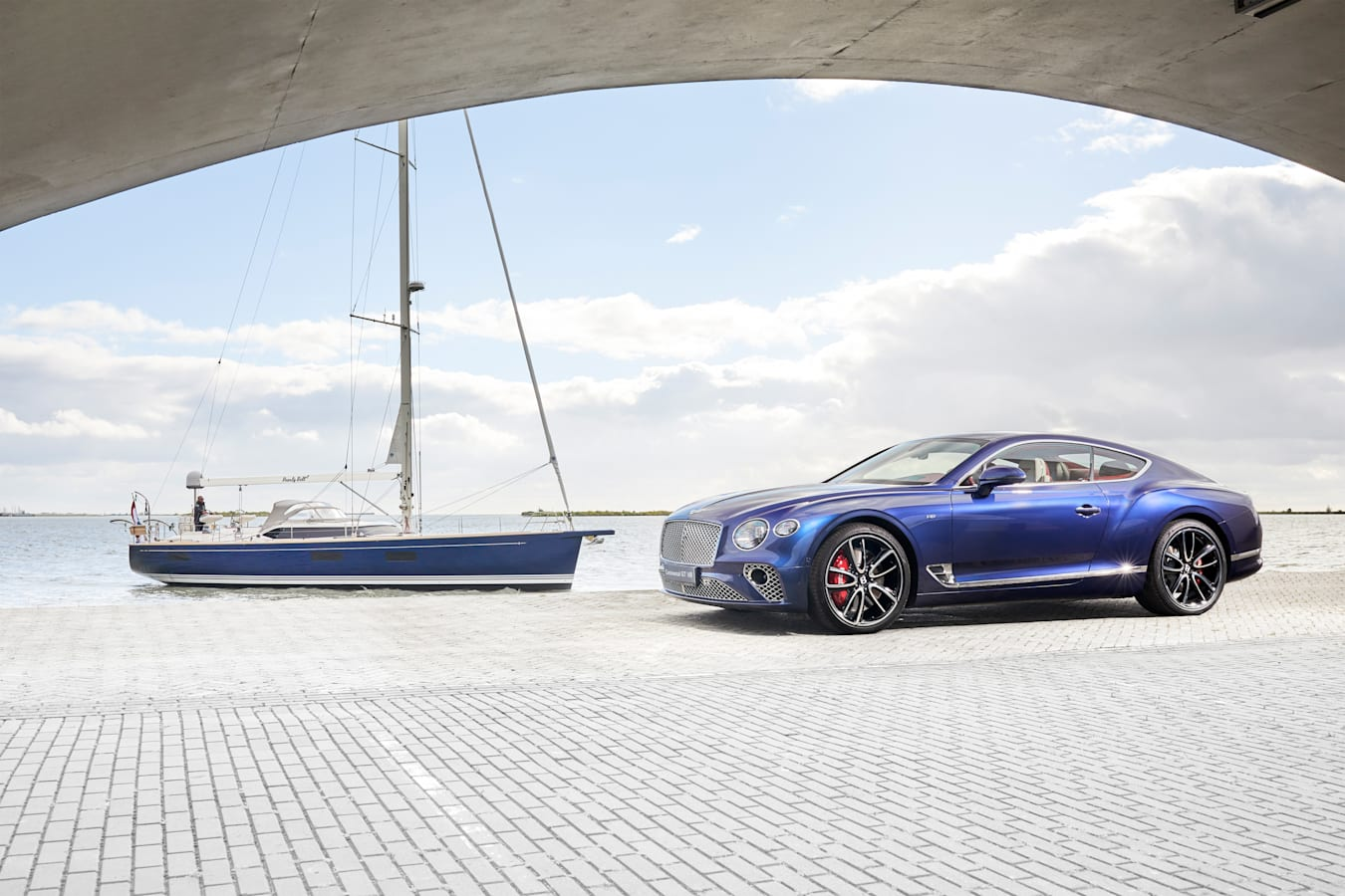 Bentley And Contest Yachts 2