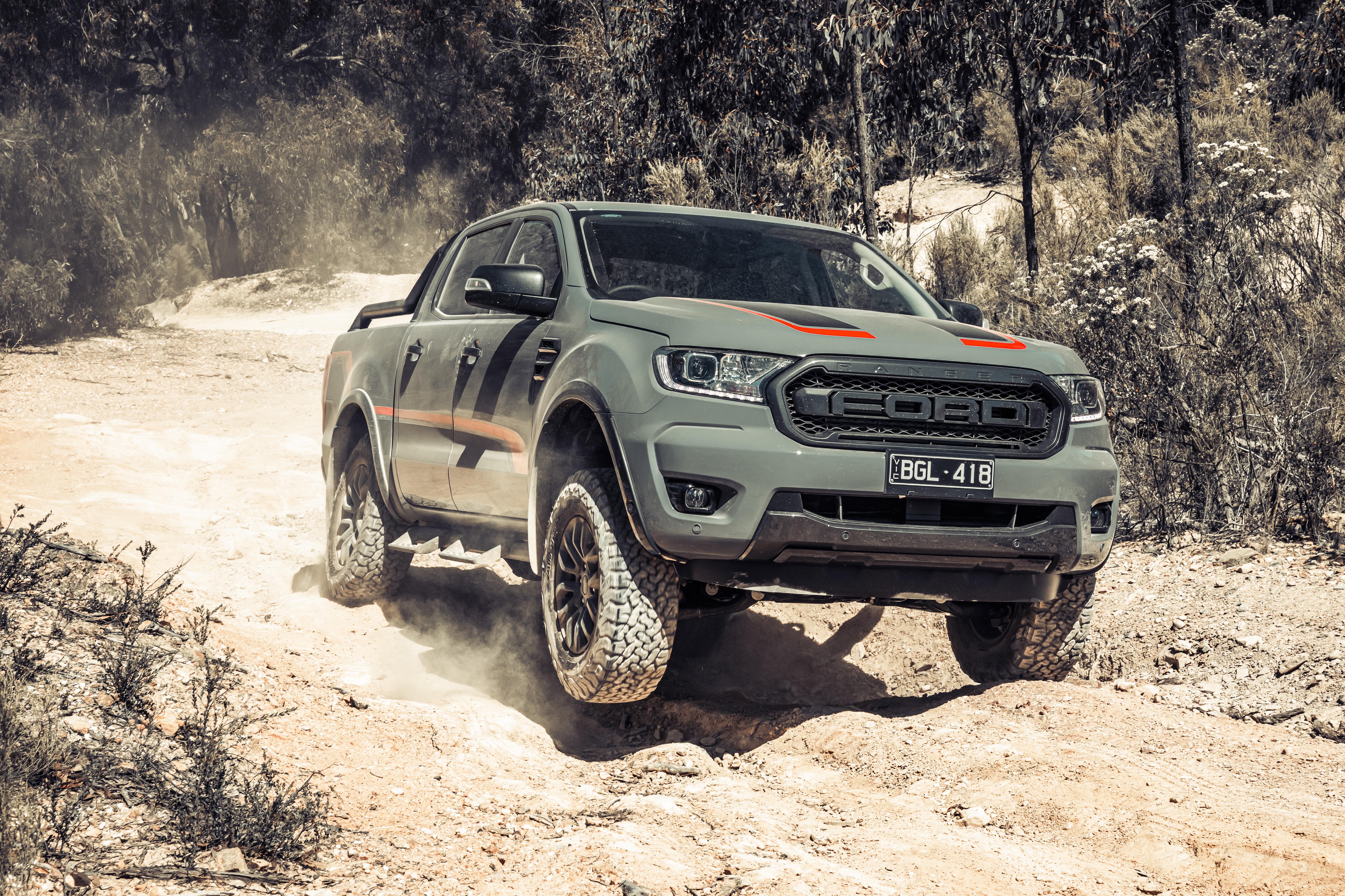 4 X 4 Australia Comparisons 2021 May 21 Ford Ranger FX 4 MAX 12