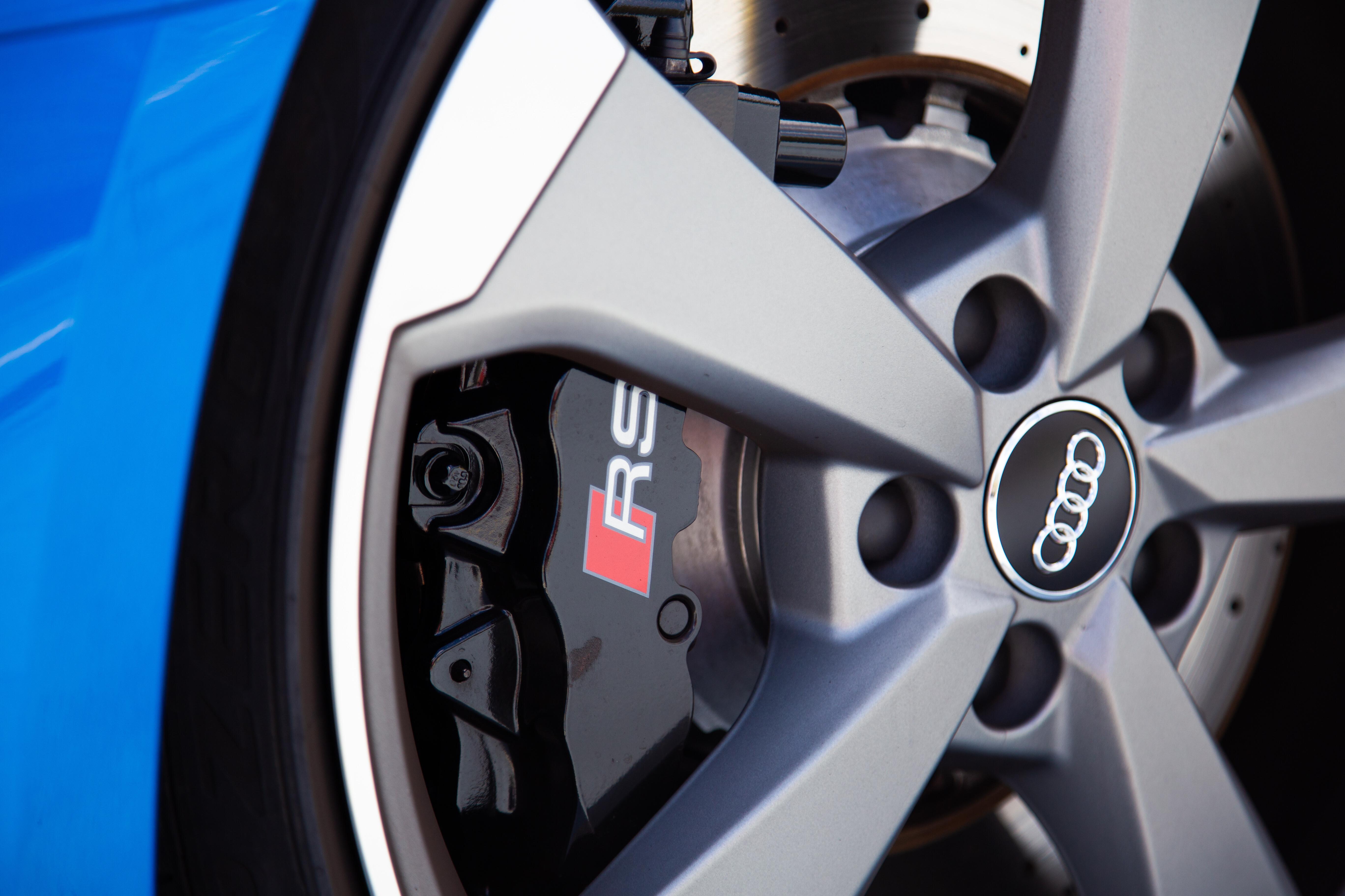 Motor Reviews Audi RS 3 Wheel Crop