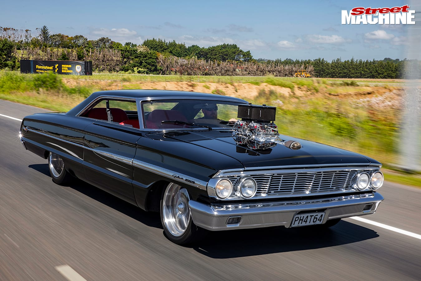 Street Machine Features Ford Galaxie Onroad 2