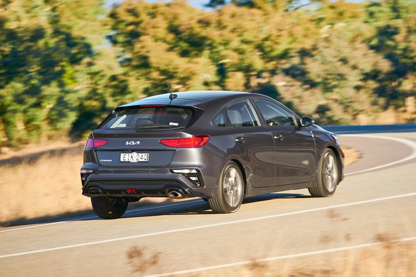Which Car Car Reviews 2022 Kia Cerato Sport Facelift Ride And Handling Review