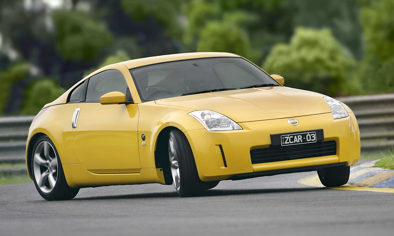 Motor Features Nissan 350 Z 35th Anniversary 1