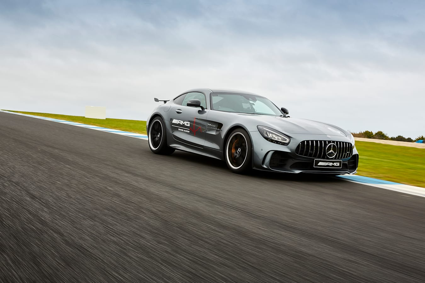 Motor Features Mercedes AMG GT R Phillip Island 1