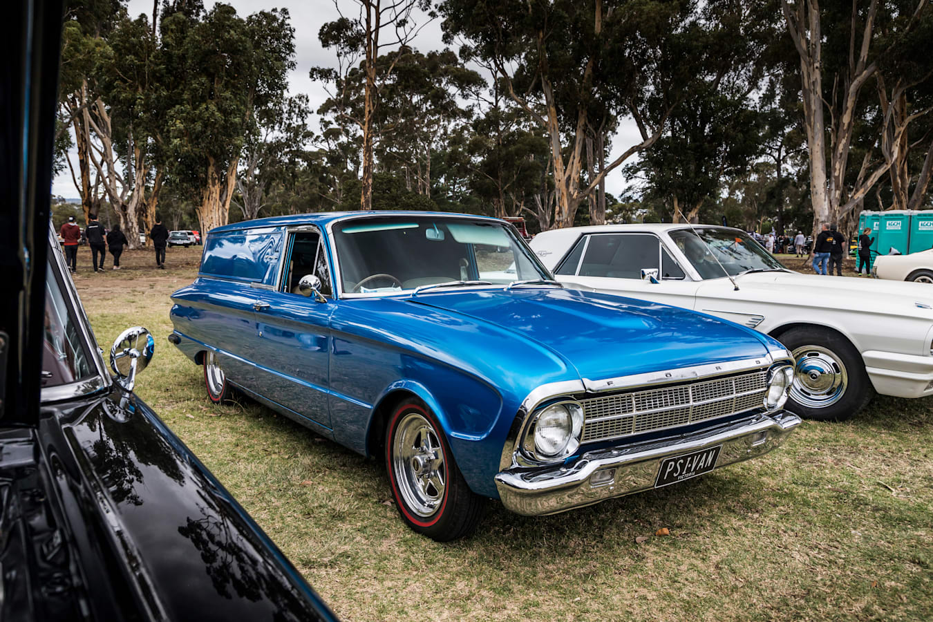 Street Machine Events All Ford Day 9100