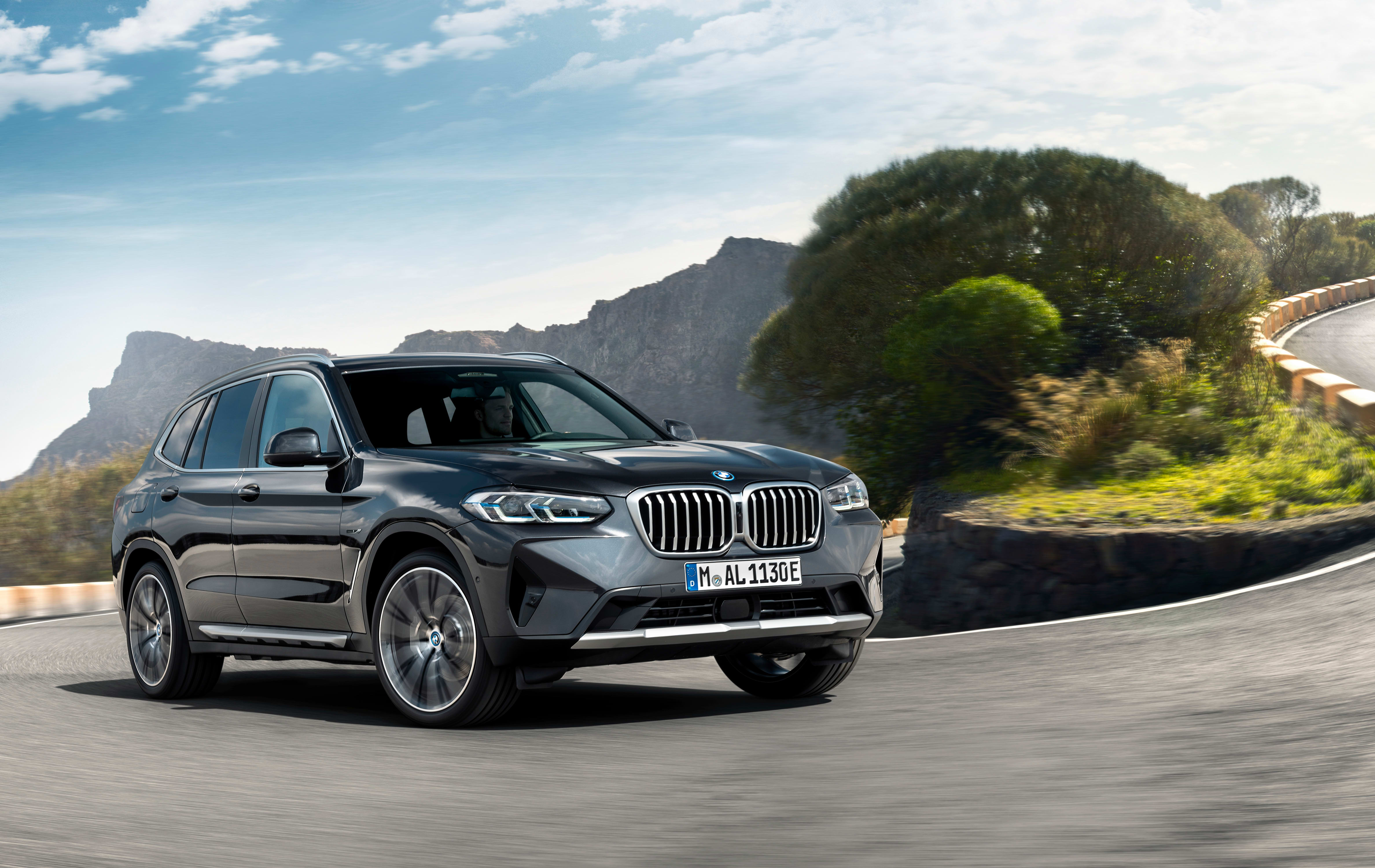2022 BMW X3 LCI