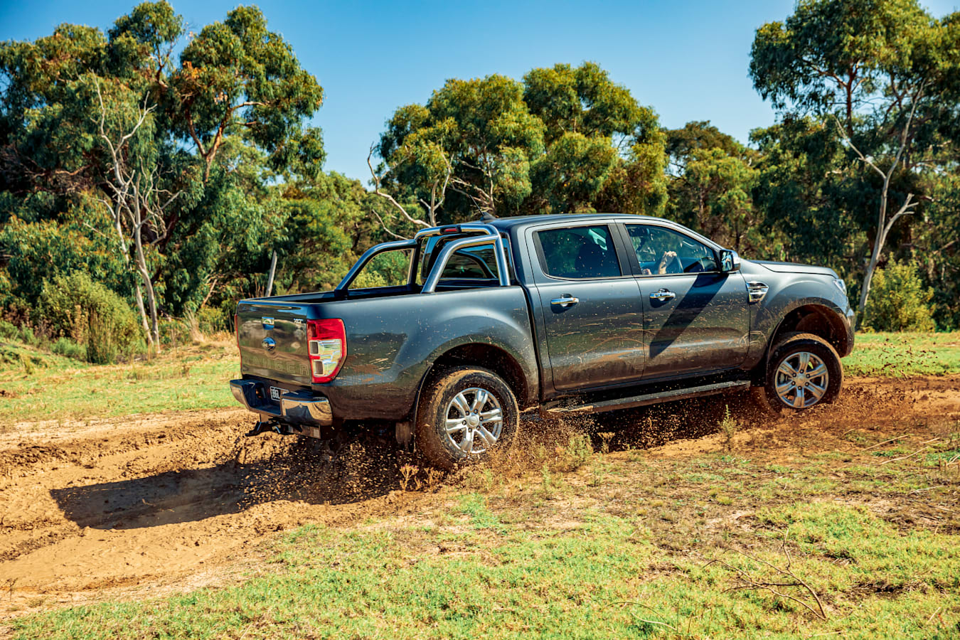 4 X 4 Australia Comparisons 2021 May 21 Ford Ranger XLT Off Road Ride Test