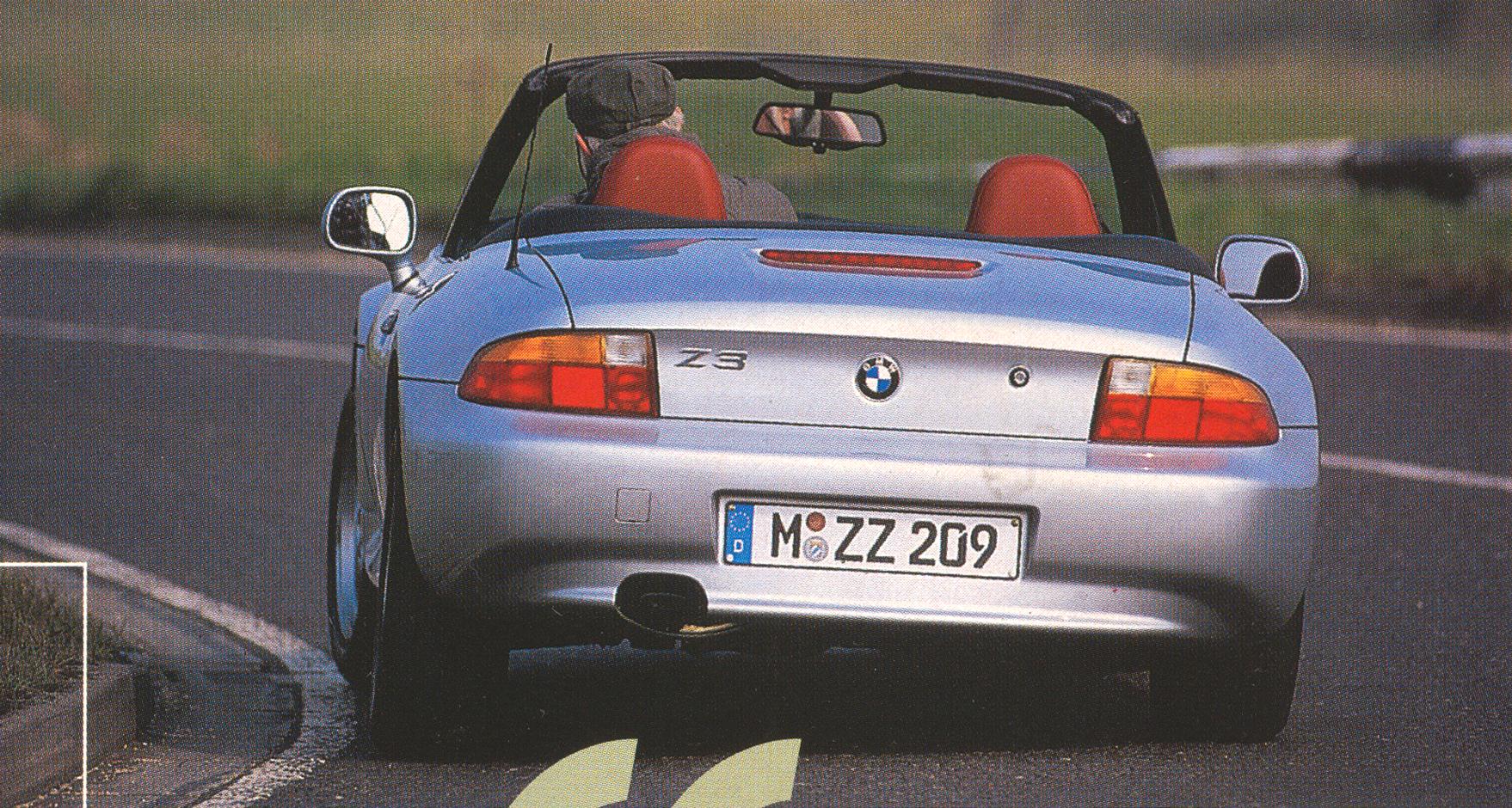 BMW Z 3 Peter Robinson