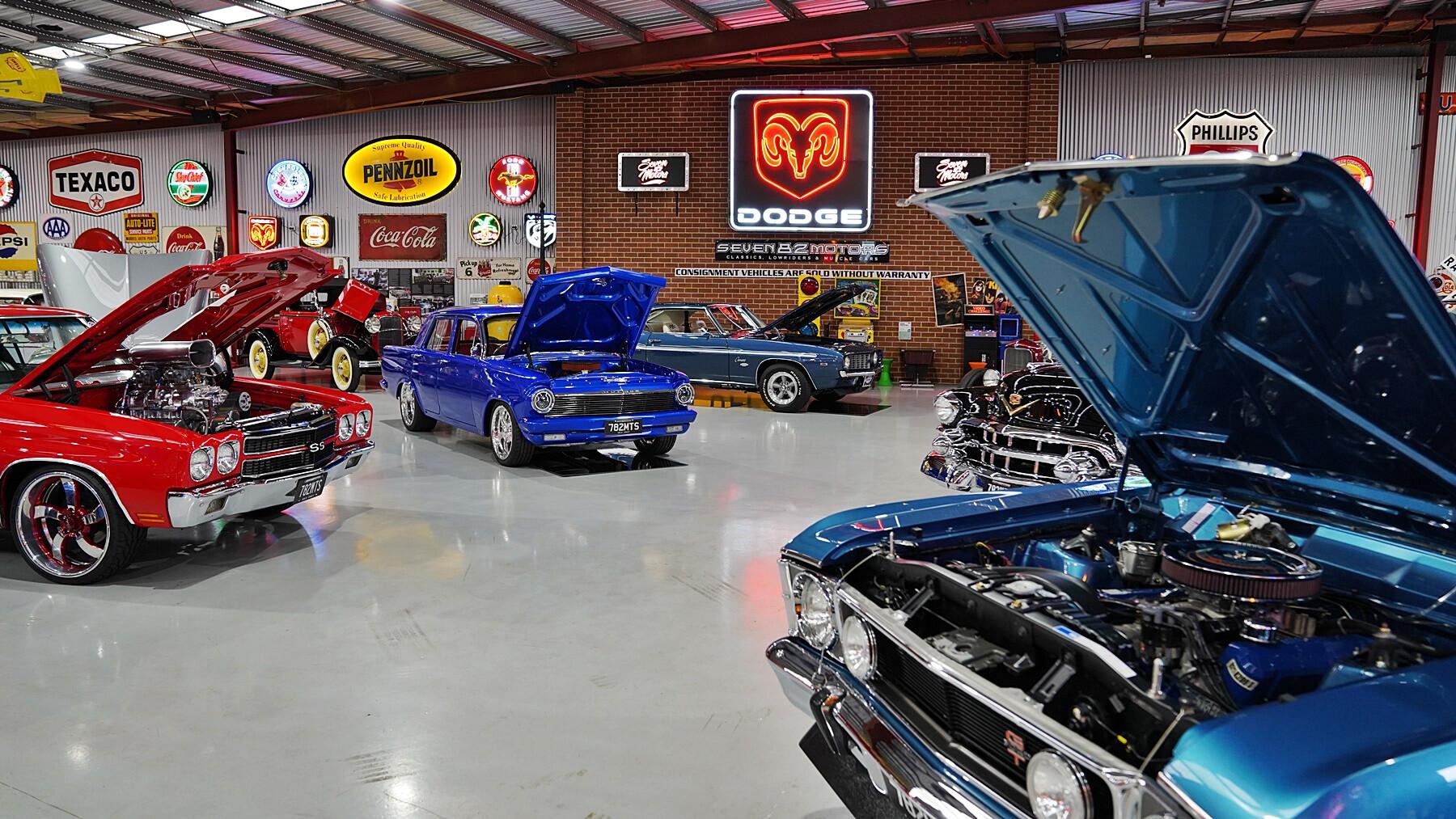Street Machine News Seven 82 Motor Auction 3