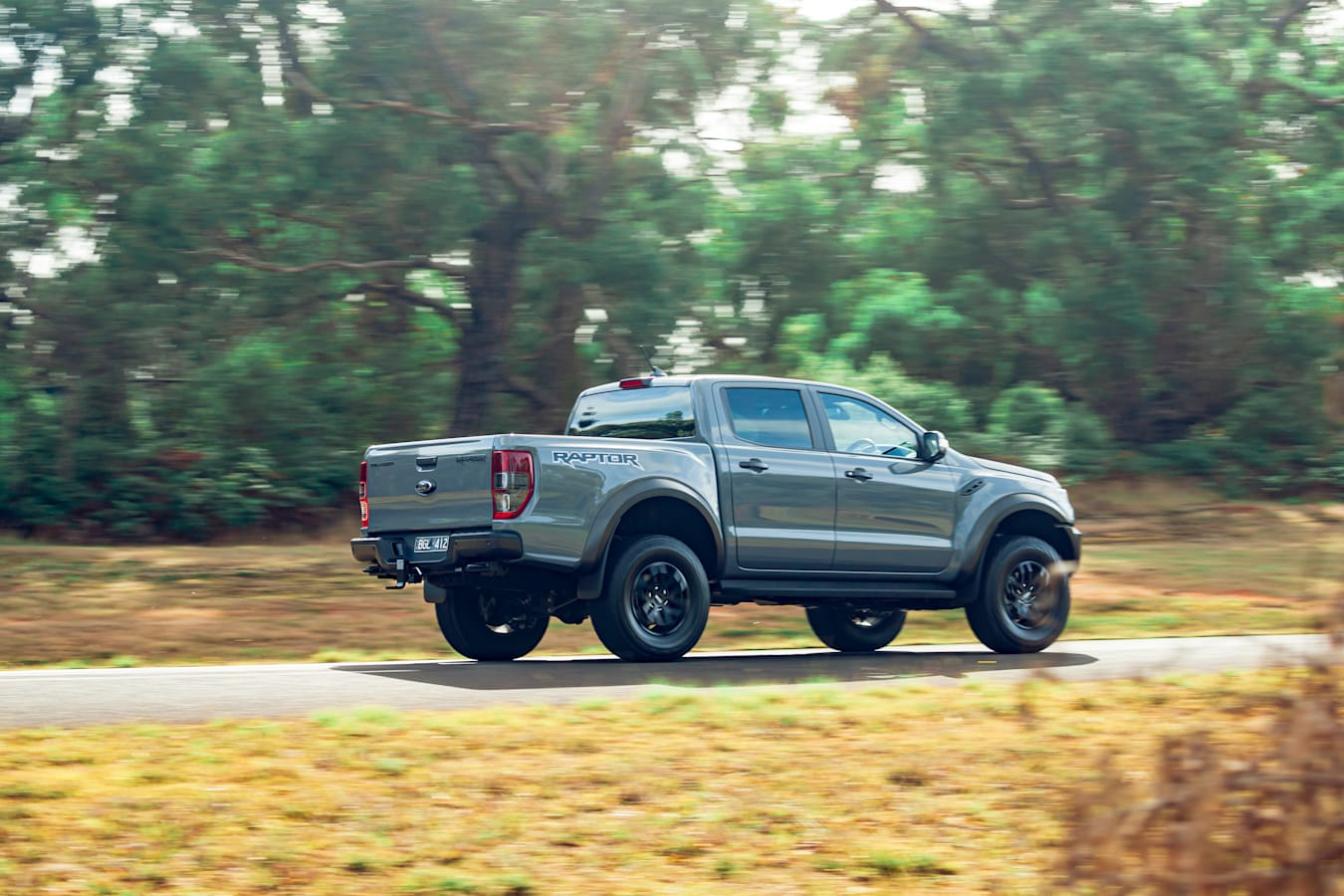 4 X 4 Australia Comparisons 2021 May 21 Ford Ranger Raptor On Road Performance