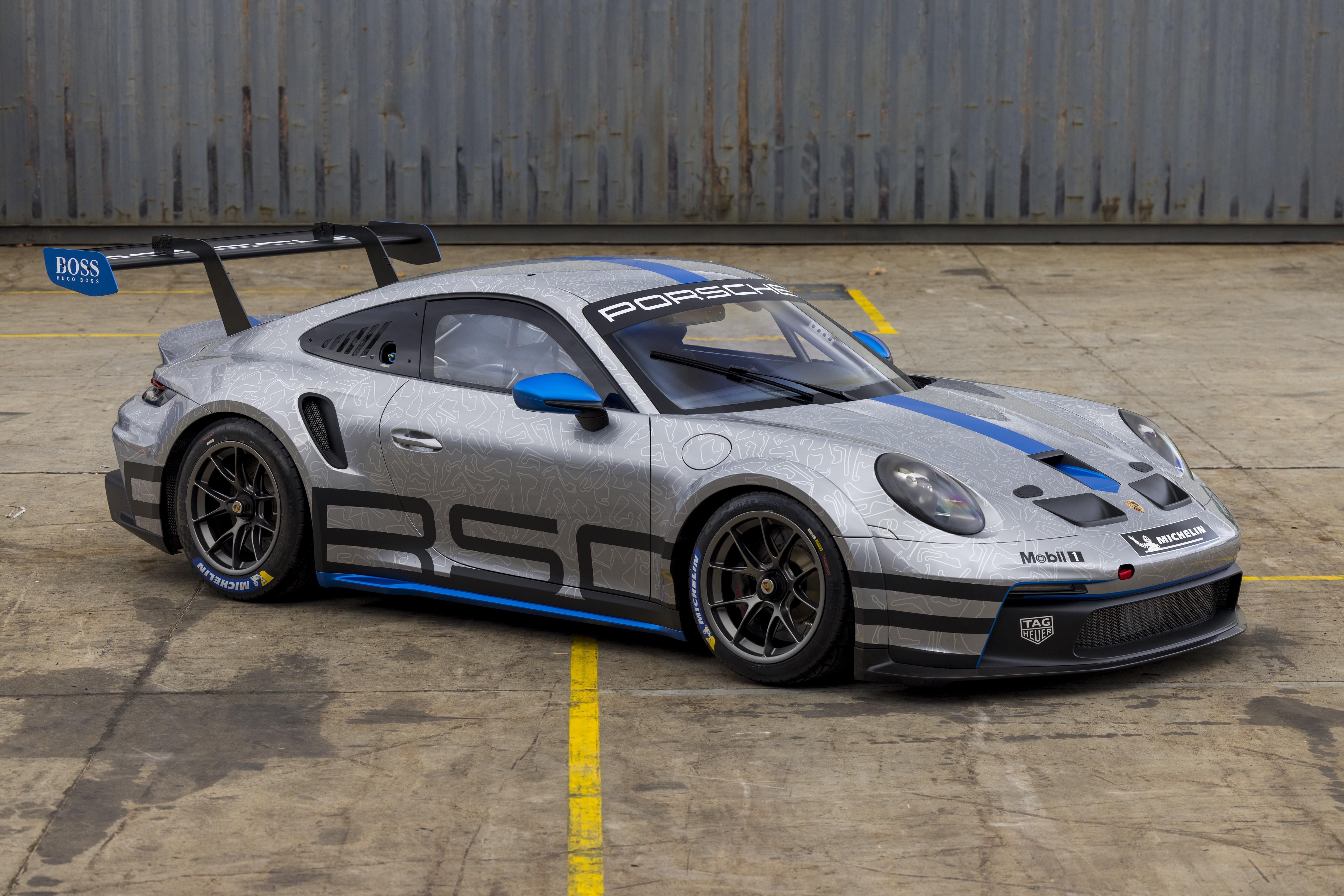 2021 Porsche 992 911 GT3 Cup Car