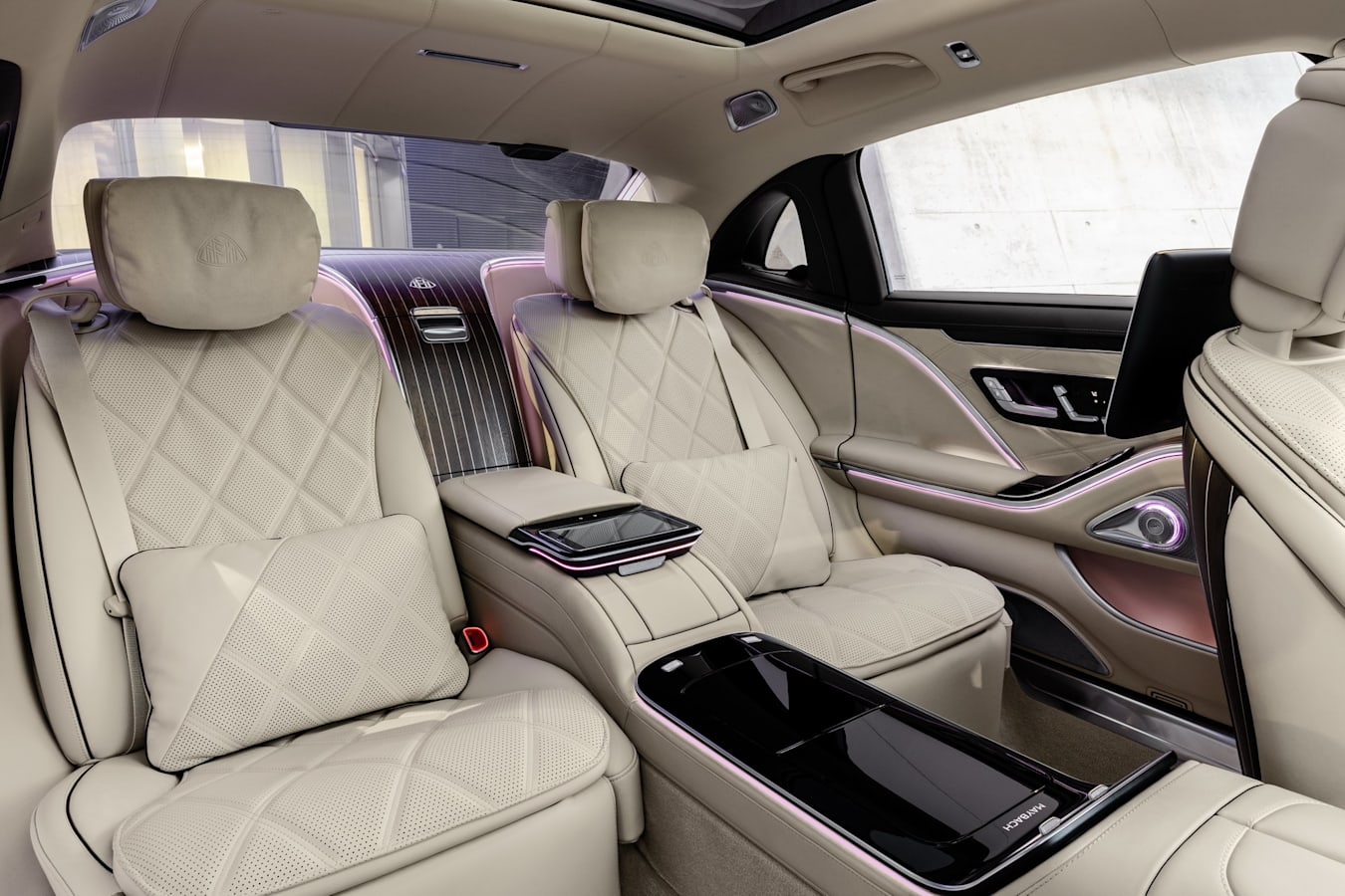 2022 Mercedes Maybach S 680 33