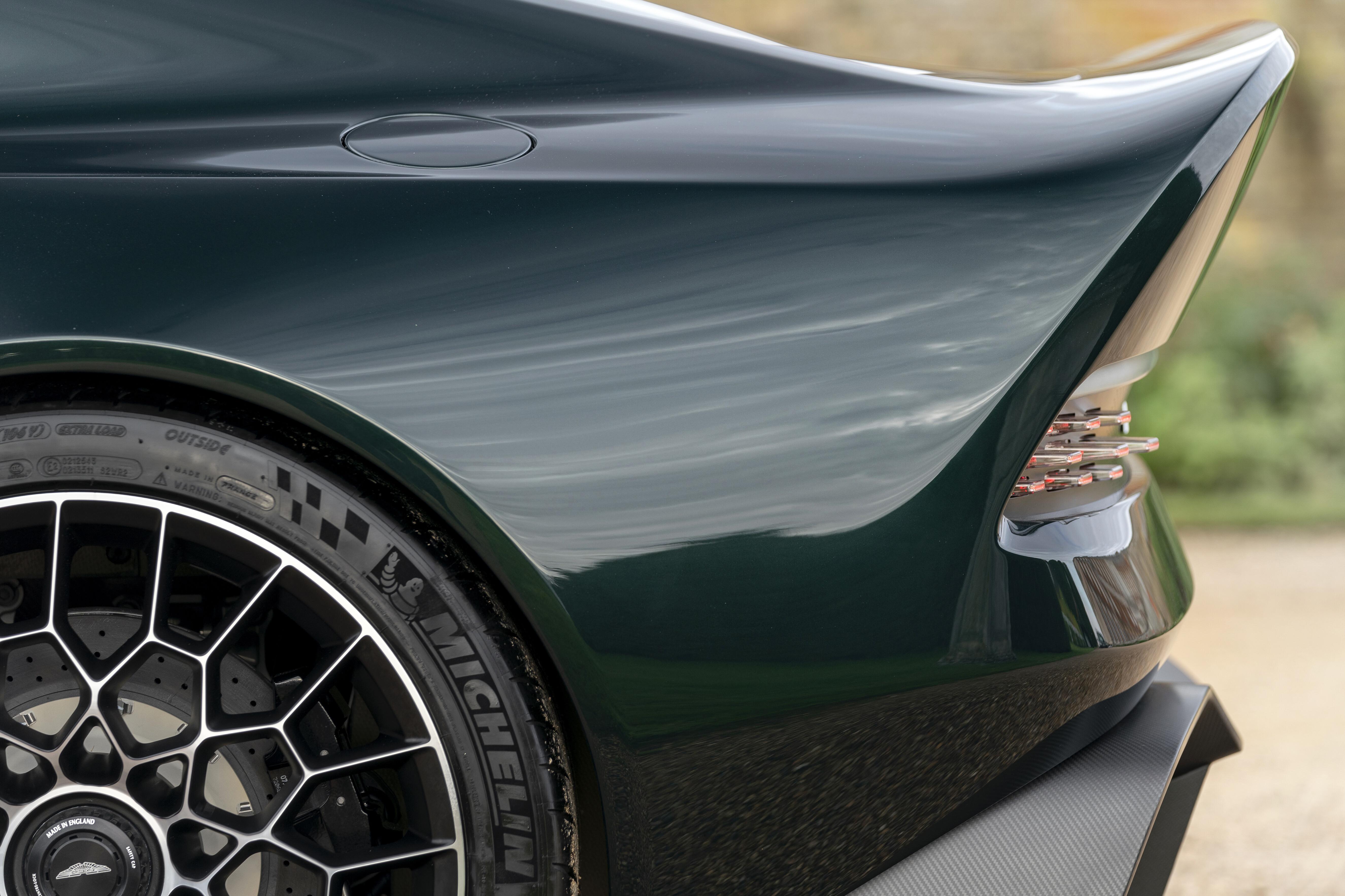Motor Reviews Kyle Fortune Aston Martin Victor Photo Max Earey 014