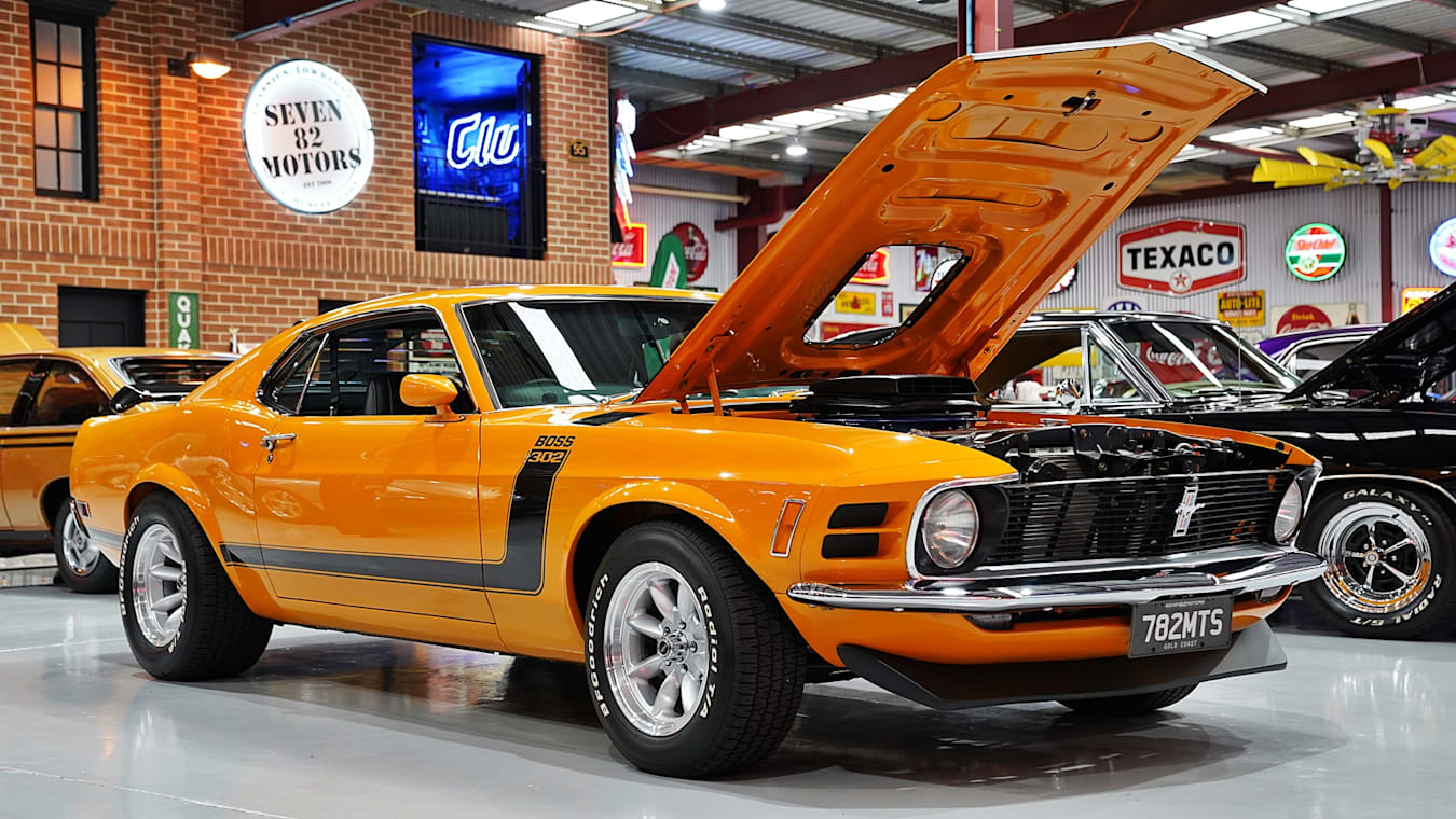 Street Machine News Boss 302 Mustang