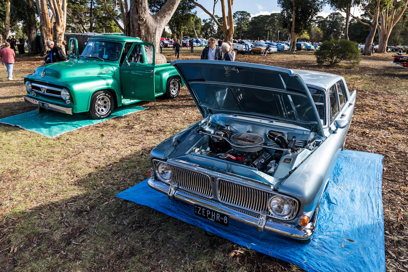 Street Machine Events All Ford Day 8708