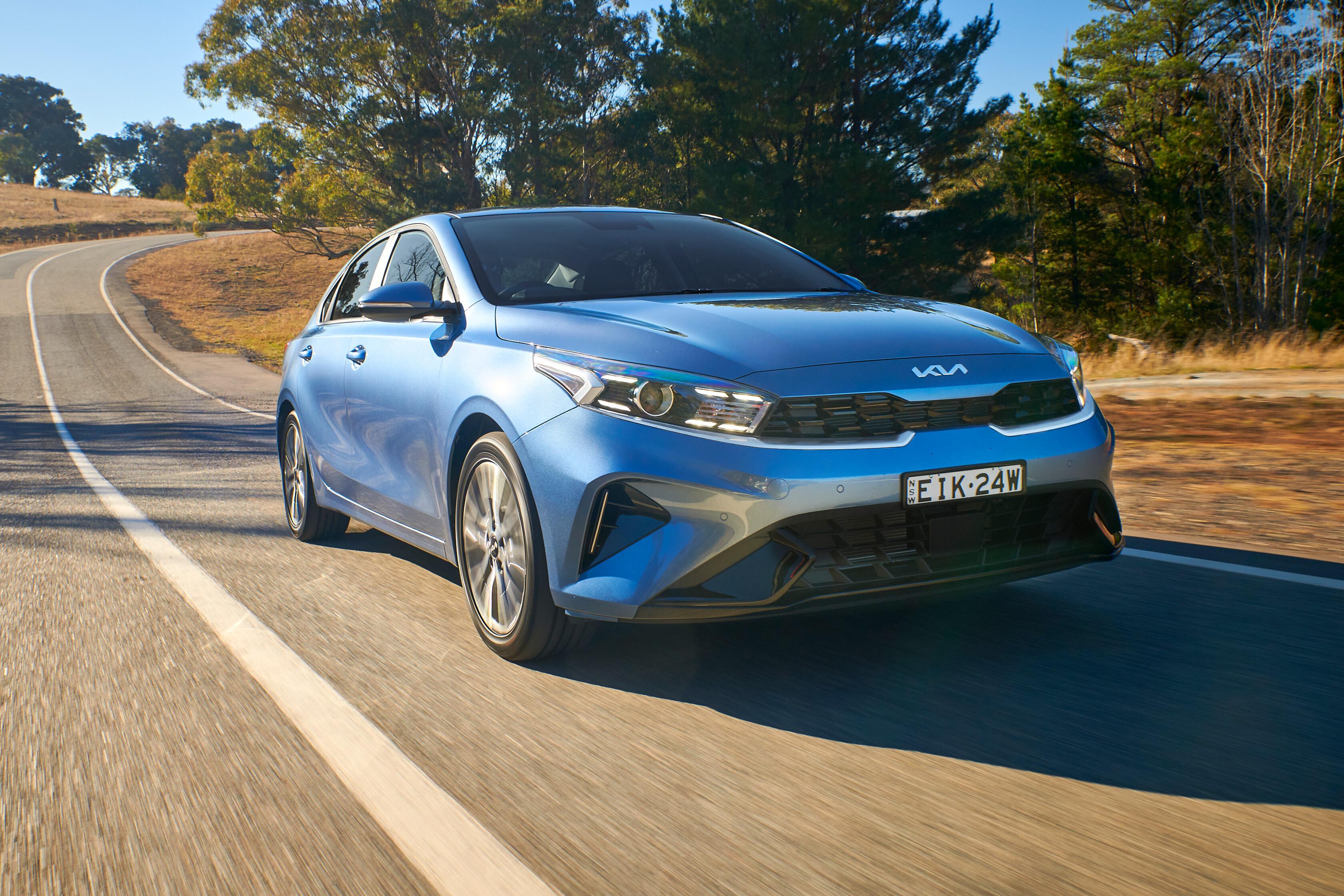 Which Car Car Reviews 2022 Kia Cerato Sport Plus Facelift Drive Review