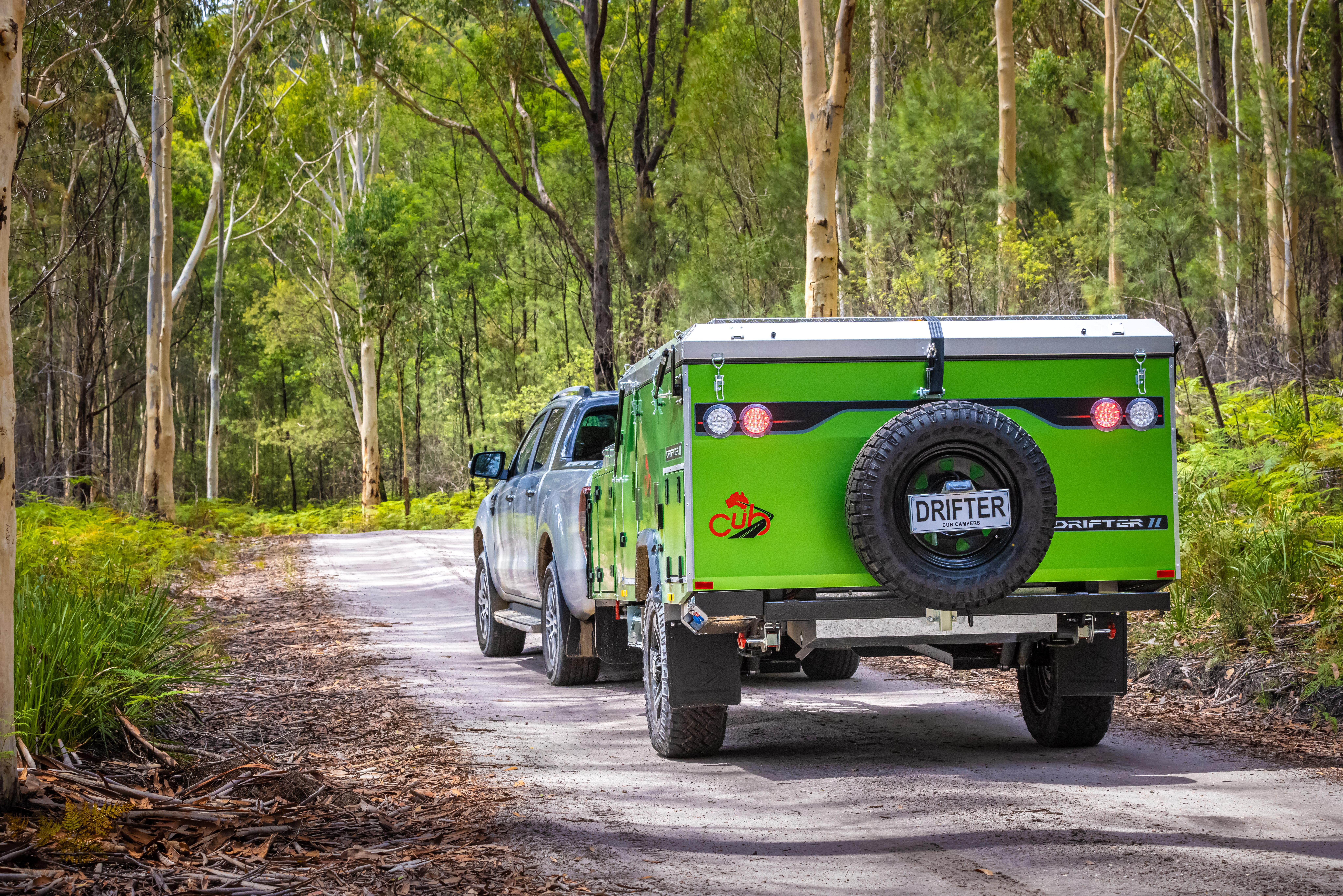Cub Camper Drifter II camper trailer
