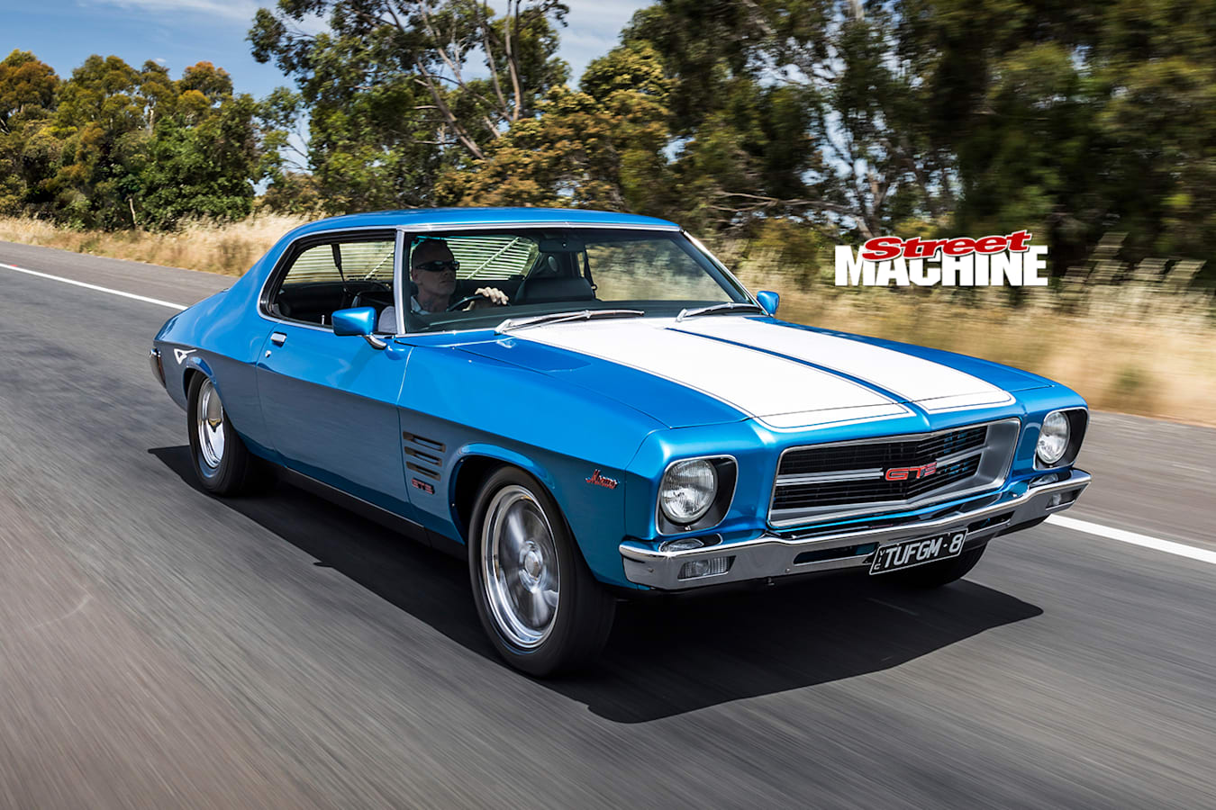Street Machine Features Holden Hq Onroad