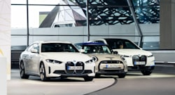 BMW Group electric vehicles