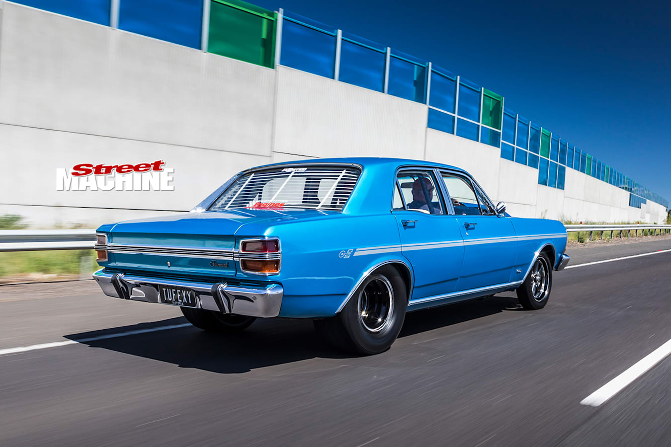 Street Machine Features Ford Falcon Xy Onroad 2