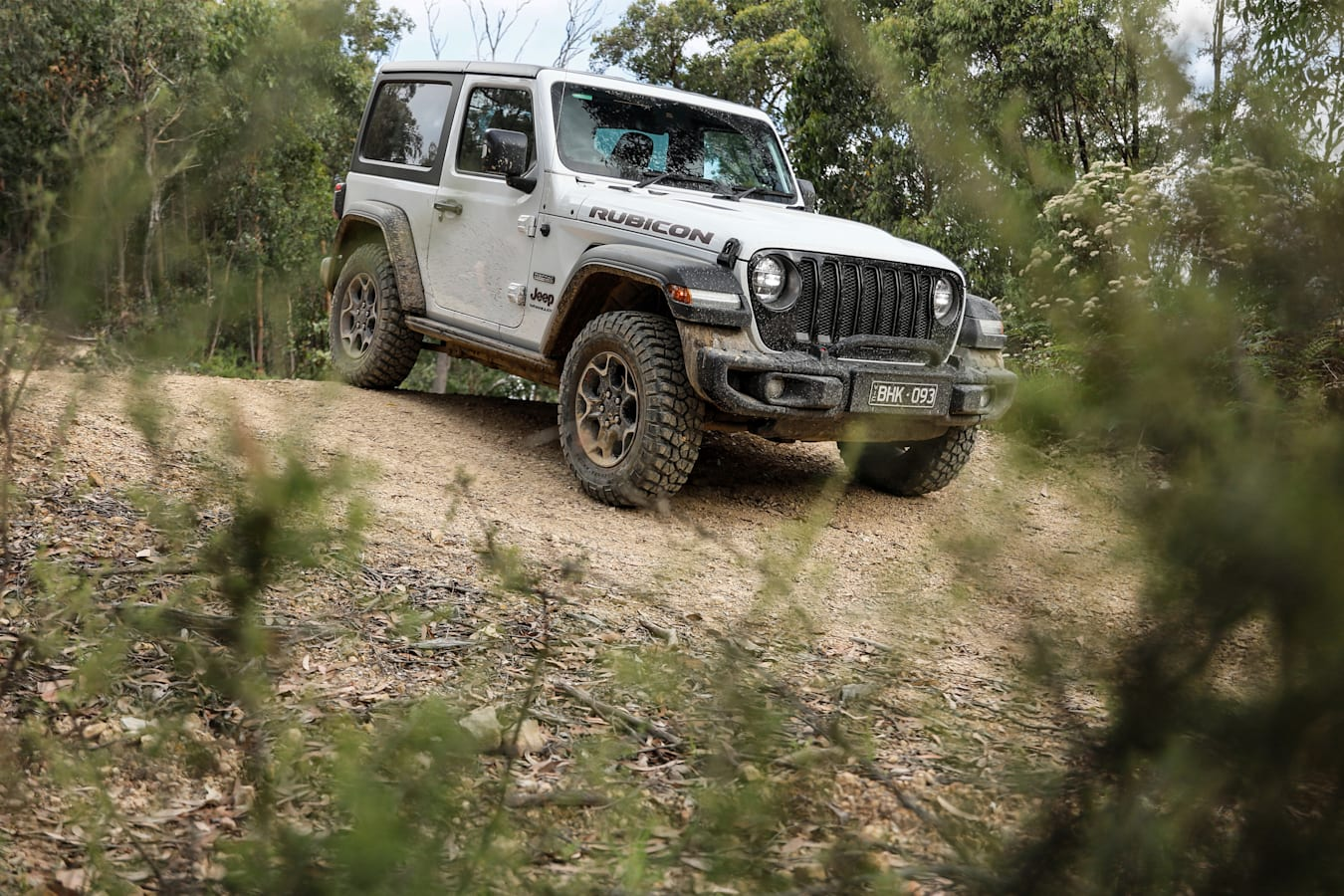 Wheels Reviews 2021 Jeep Wrangler Rubicon Recon Front