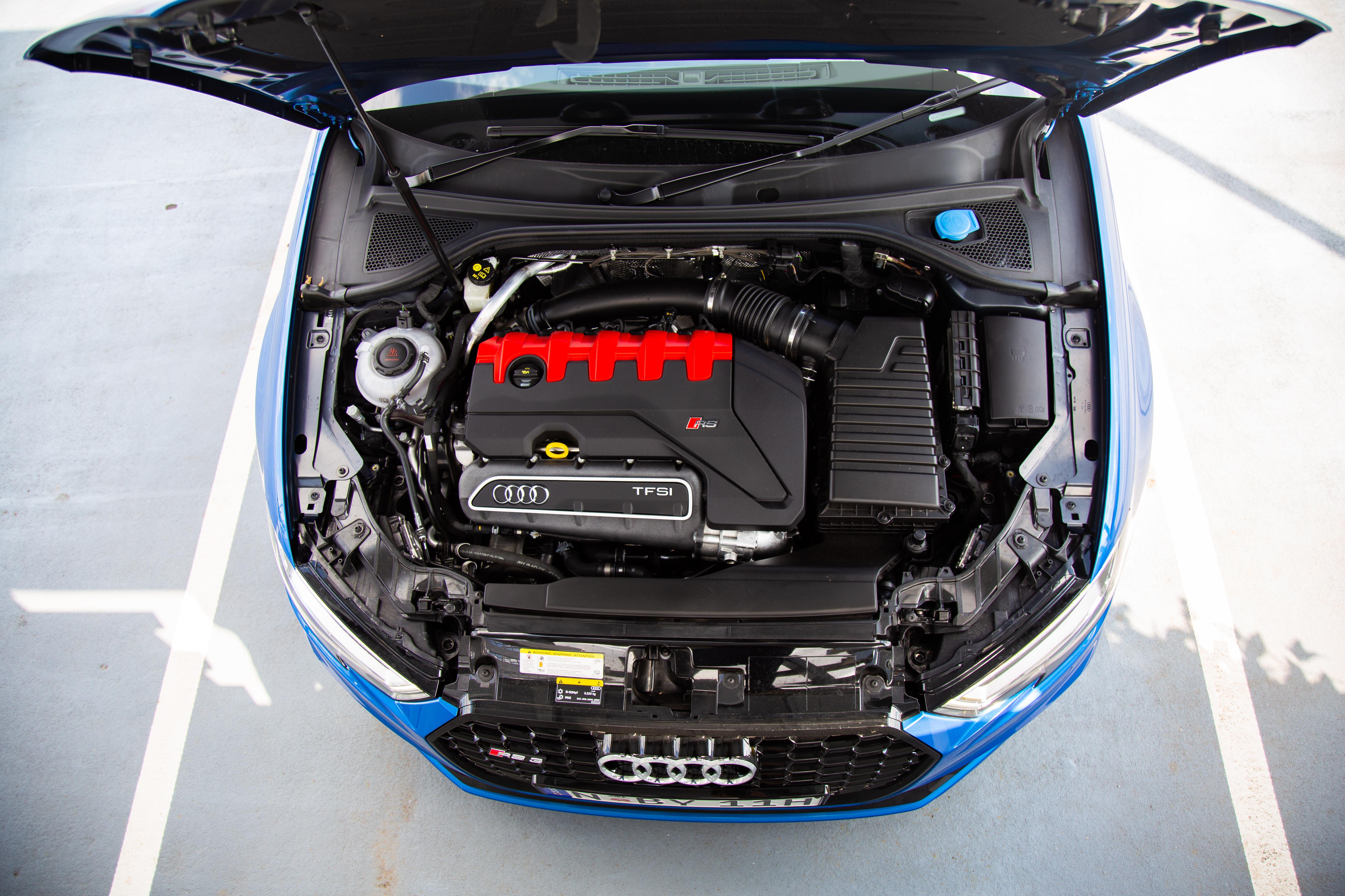 Motor Reviews Audi RS 3 Engine