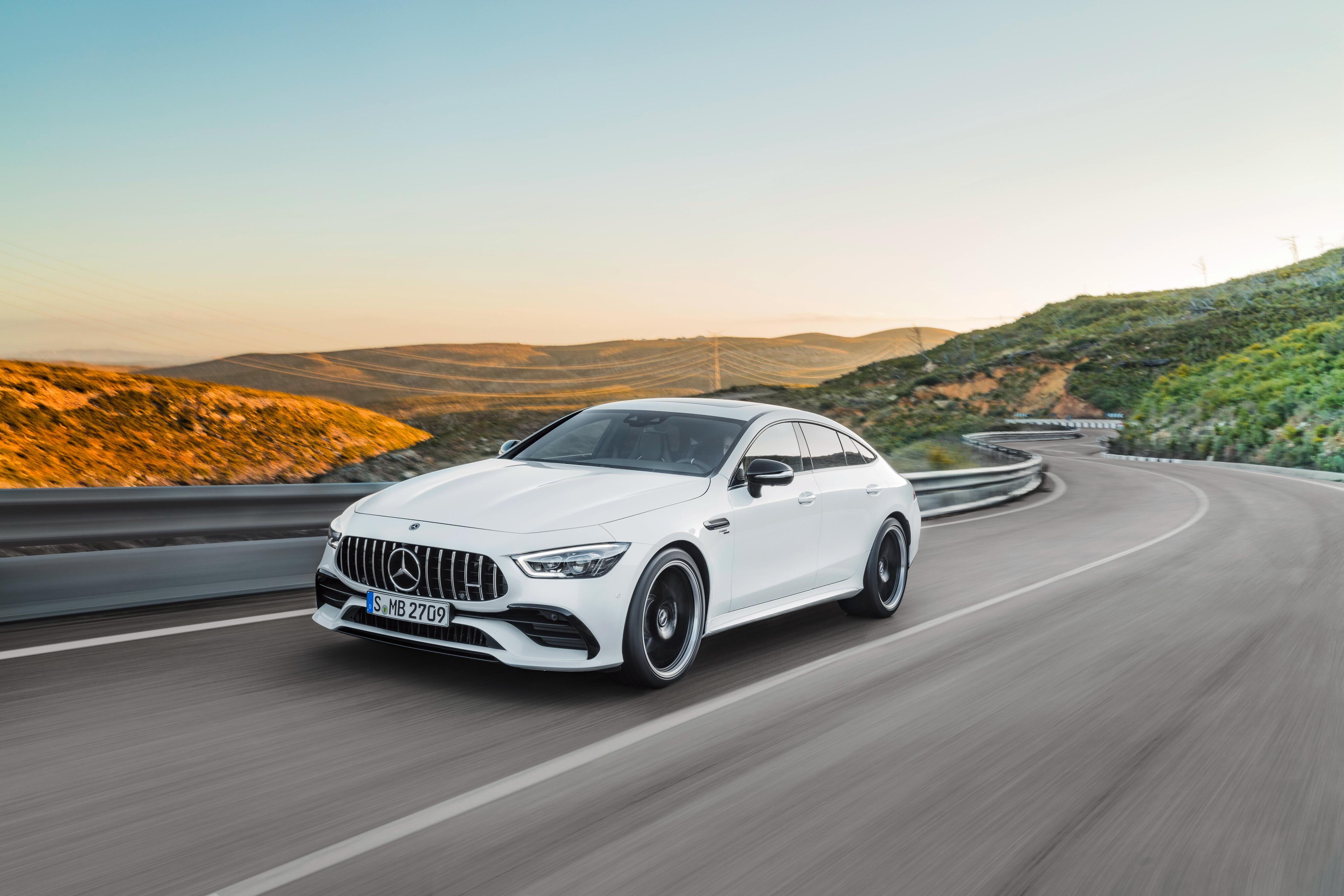 Mercedes-AMG GT53 4MATIC