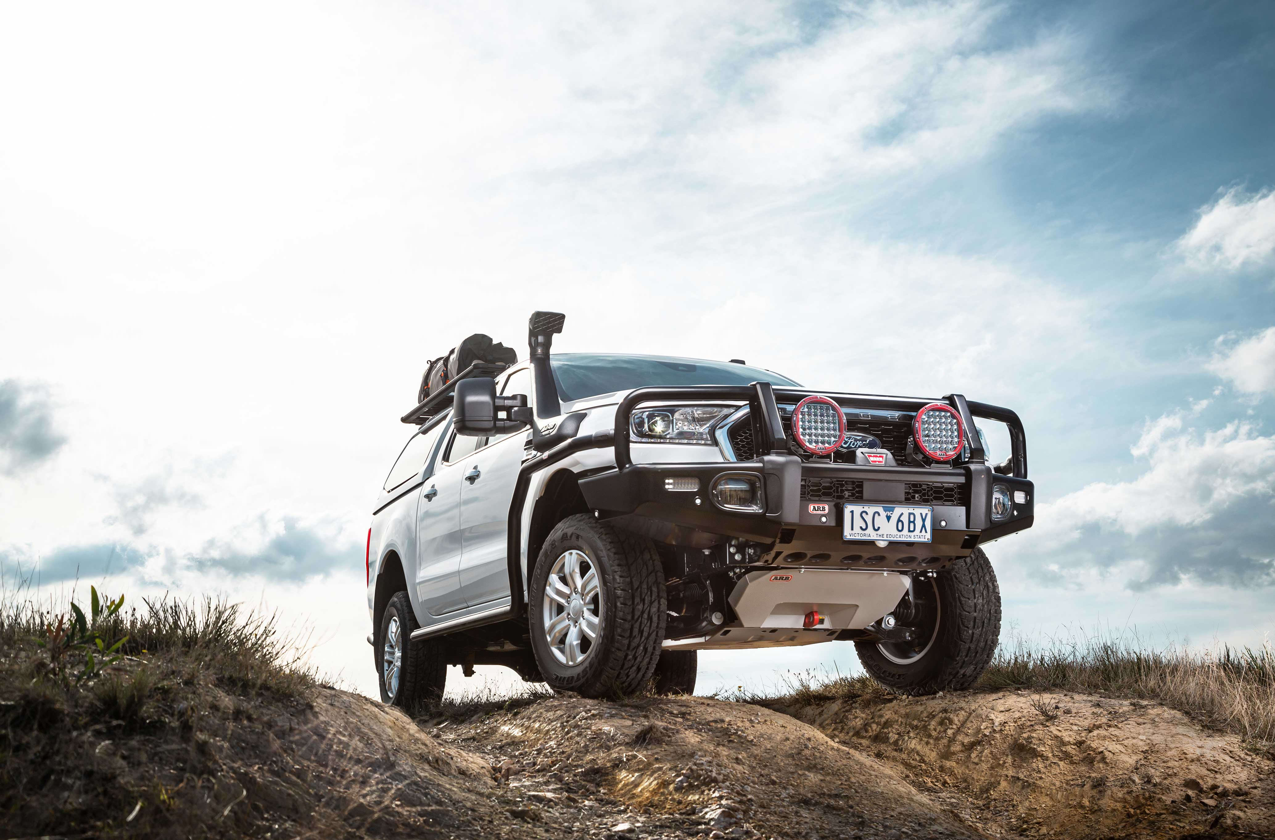 Ford and ARB collaboration